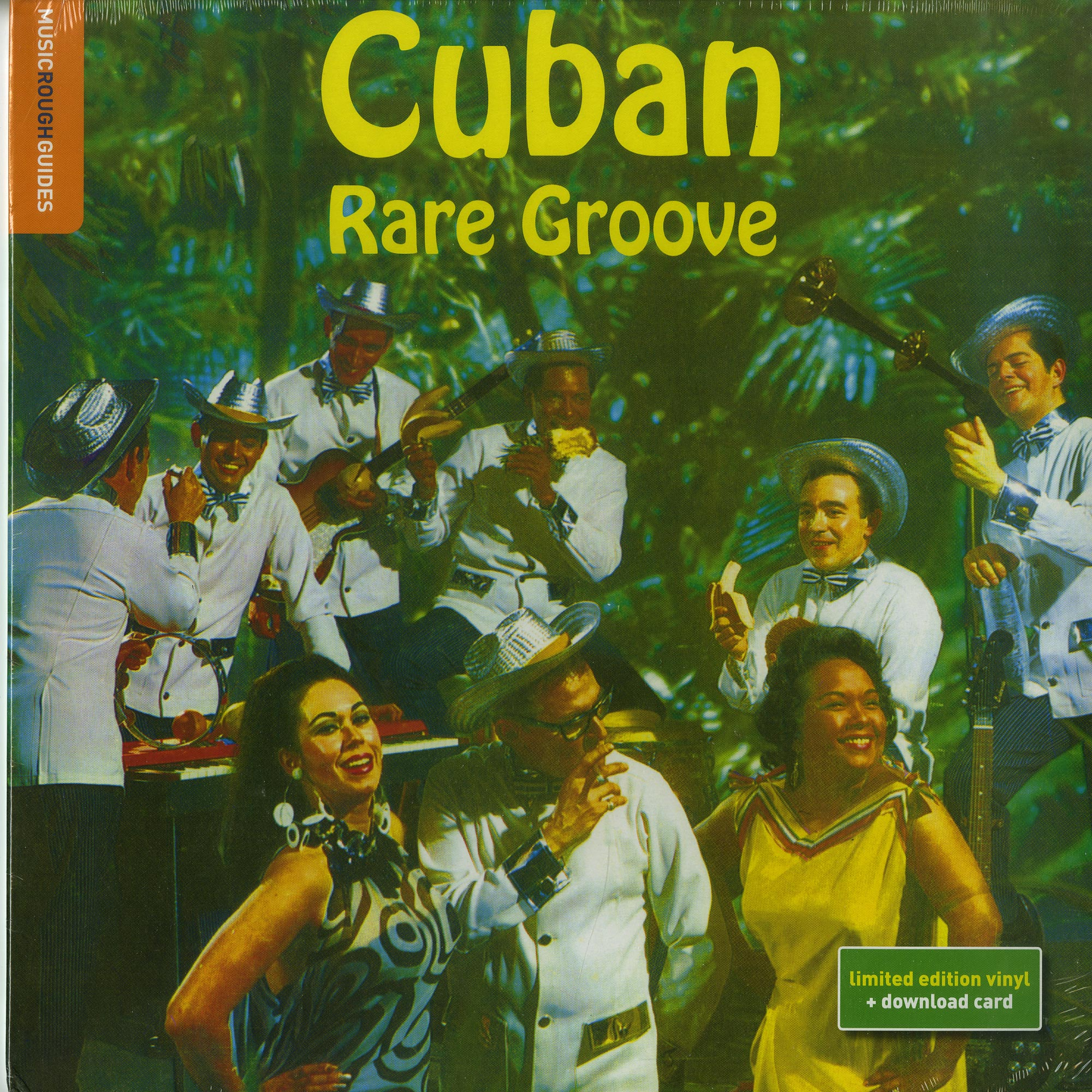Various Artists - THE ROUGH GUIDE TO CUBAN RARE GROOVE