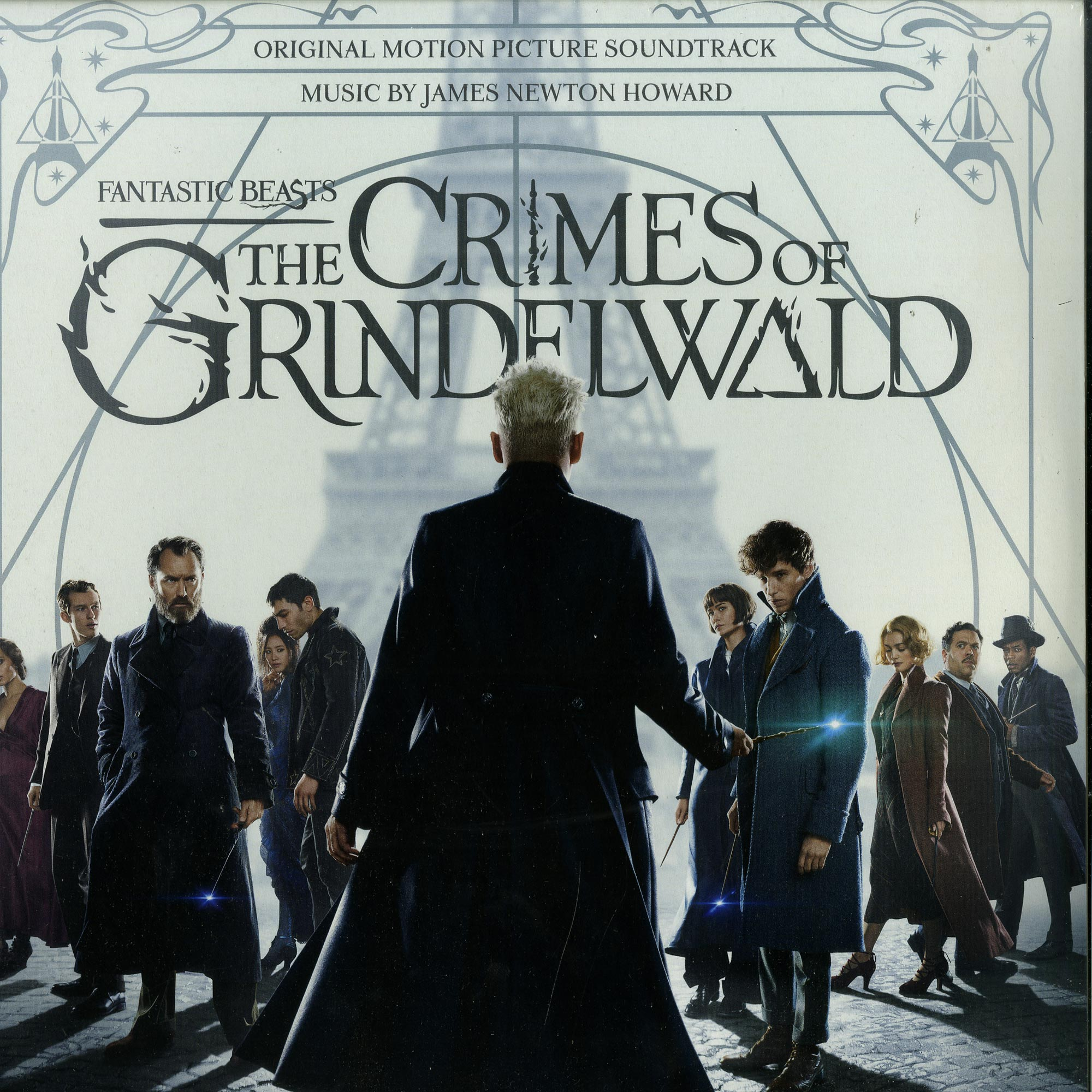James Newton Howard - FANTASTIC BEASTS: THE CRIMES OF GRINDELWALD O.S.T.