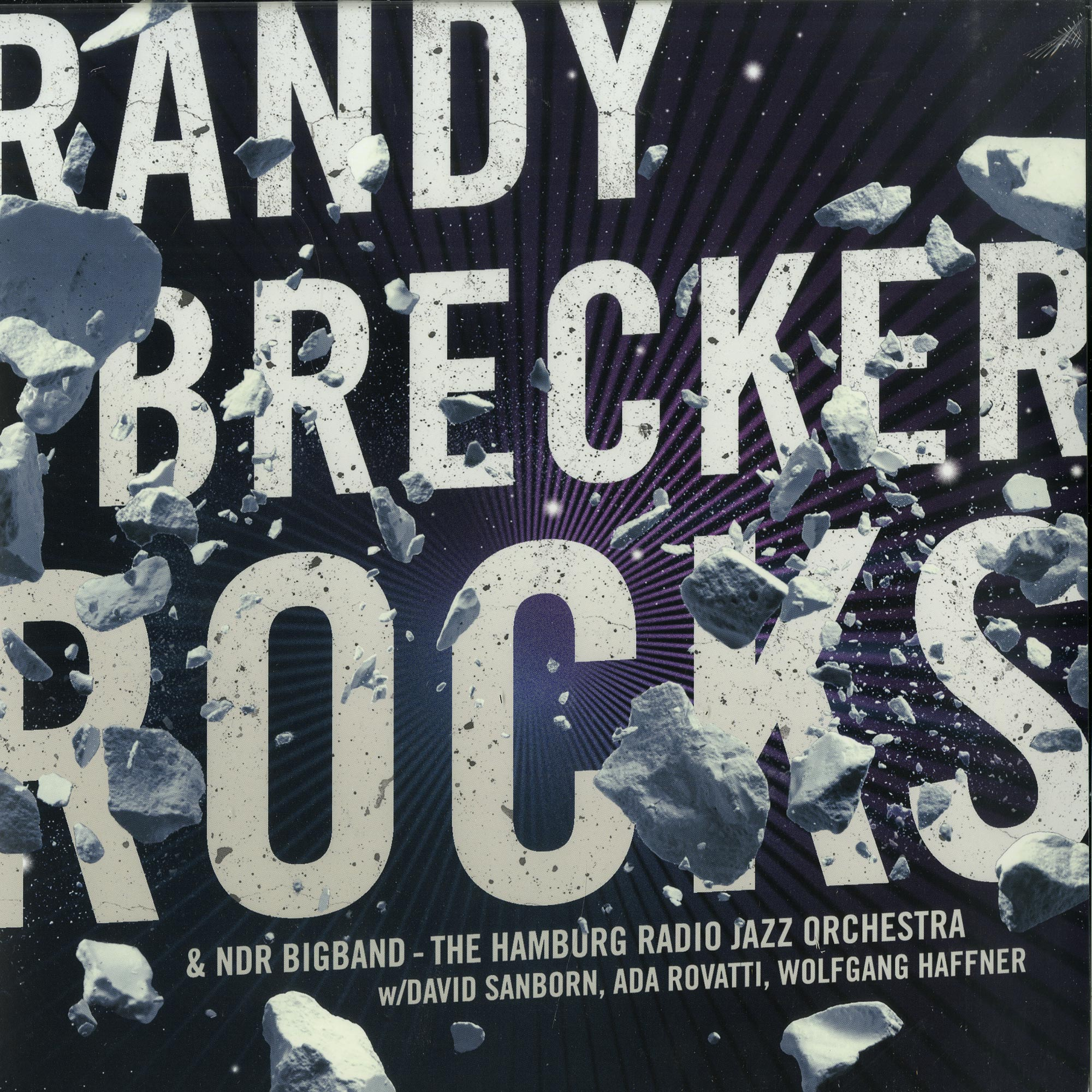 Randy Brecker & NDR Bigband - ROCKS