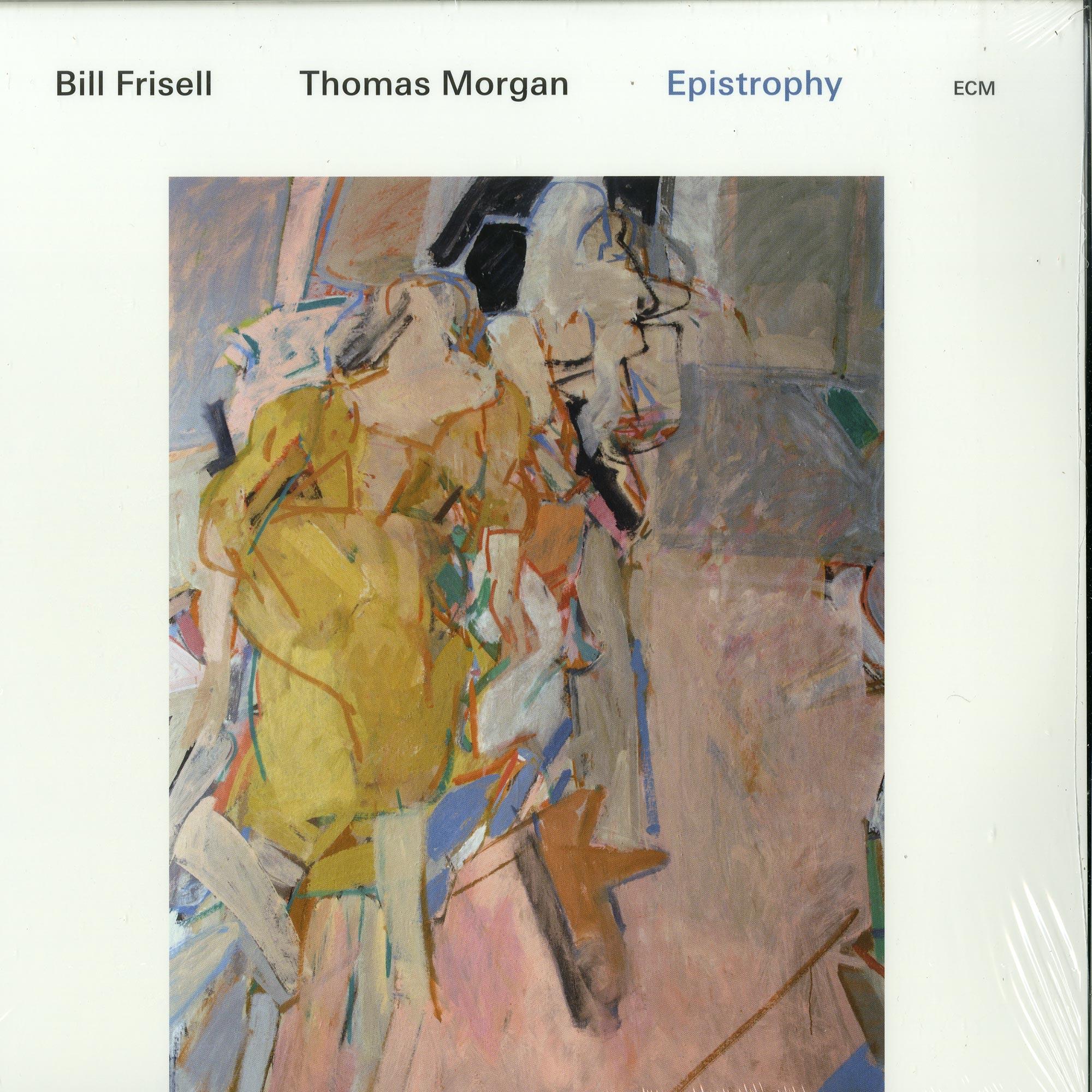 Thomas Morgan / Bill Frise - EPISTROPHY