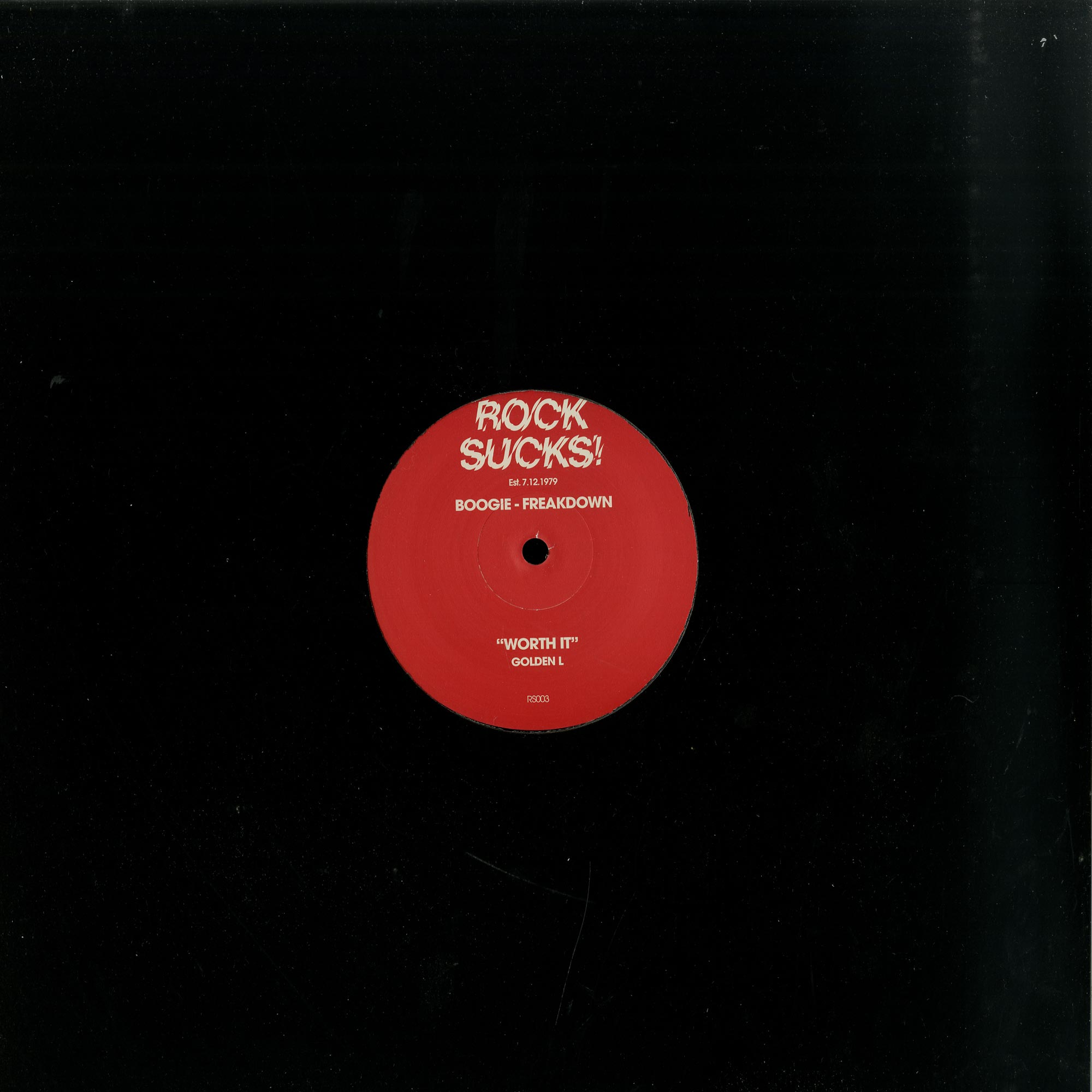 Boogie / Cason / Leisa - FREAKDOWN