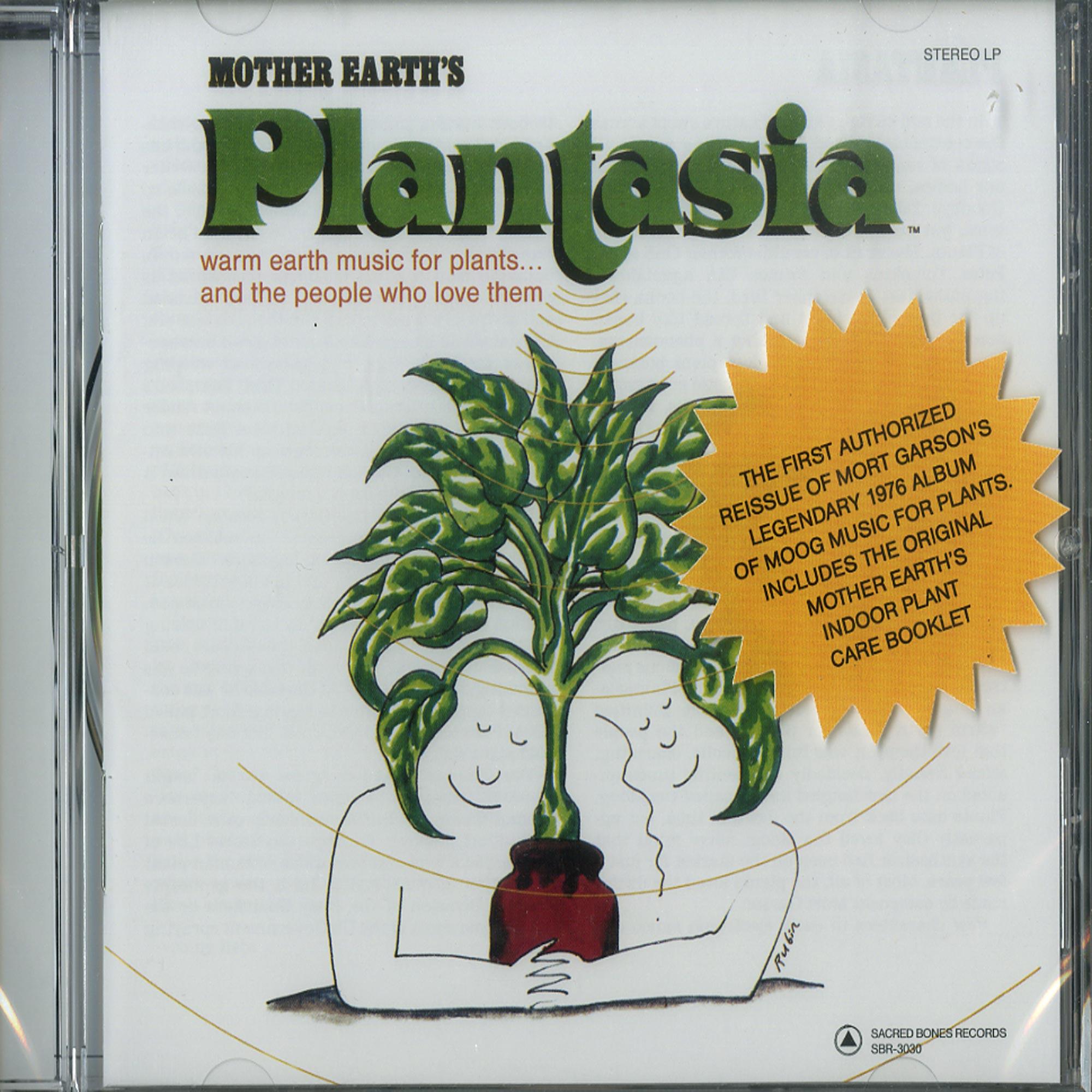 Mort Garson - MOTHER EARTHS PLANTASIA