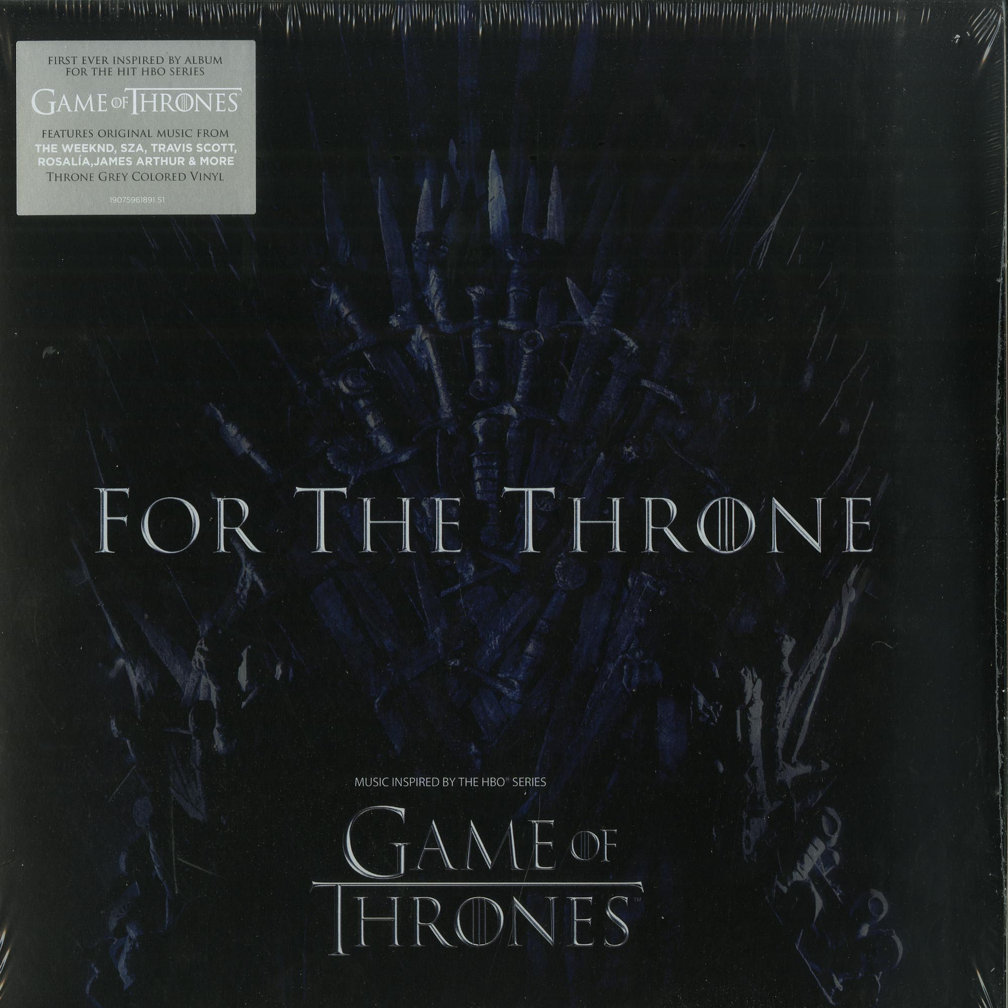 Various - FOR THE THRONE