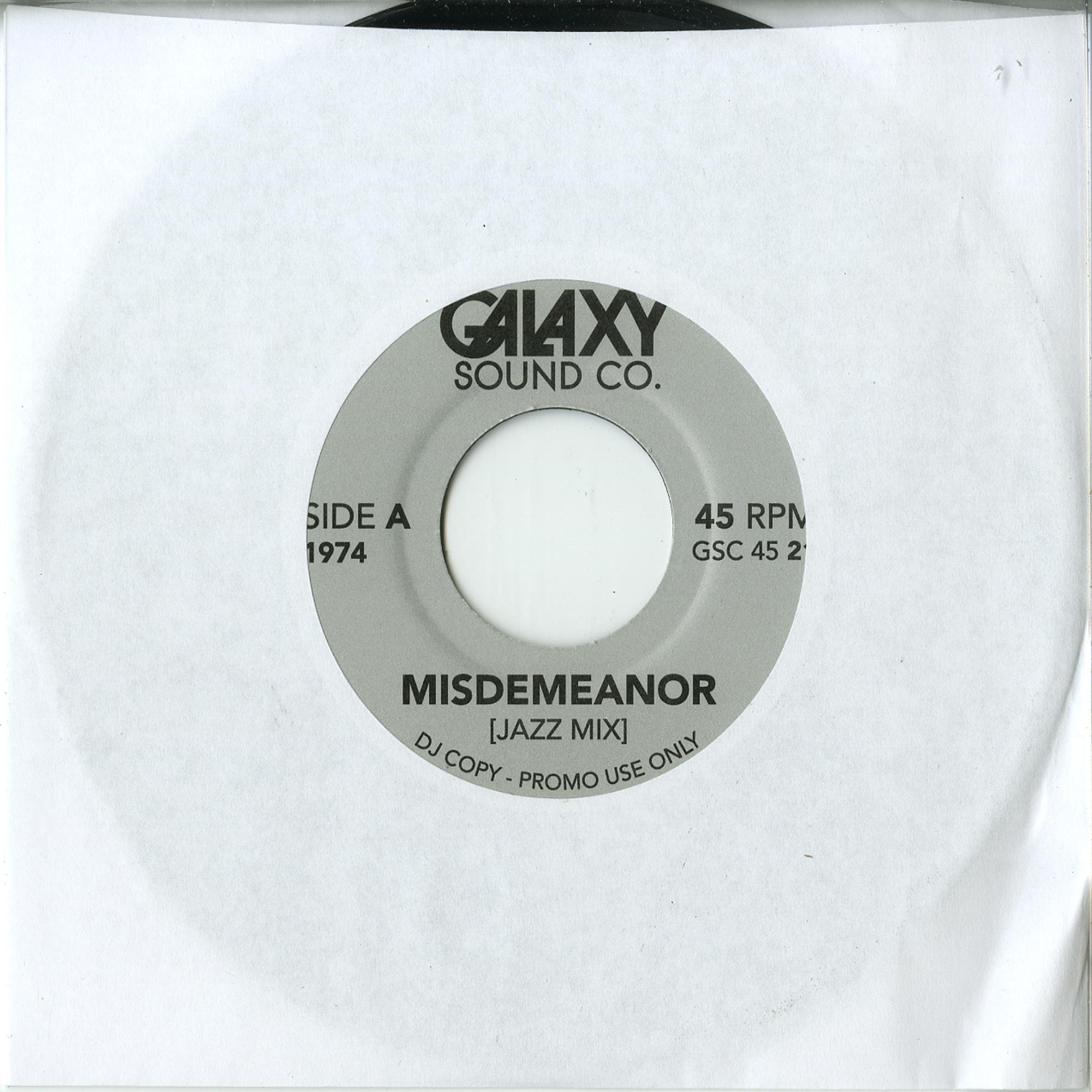 Various Artists - MISDEMEANOR