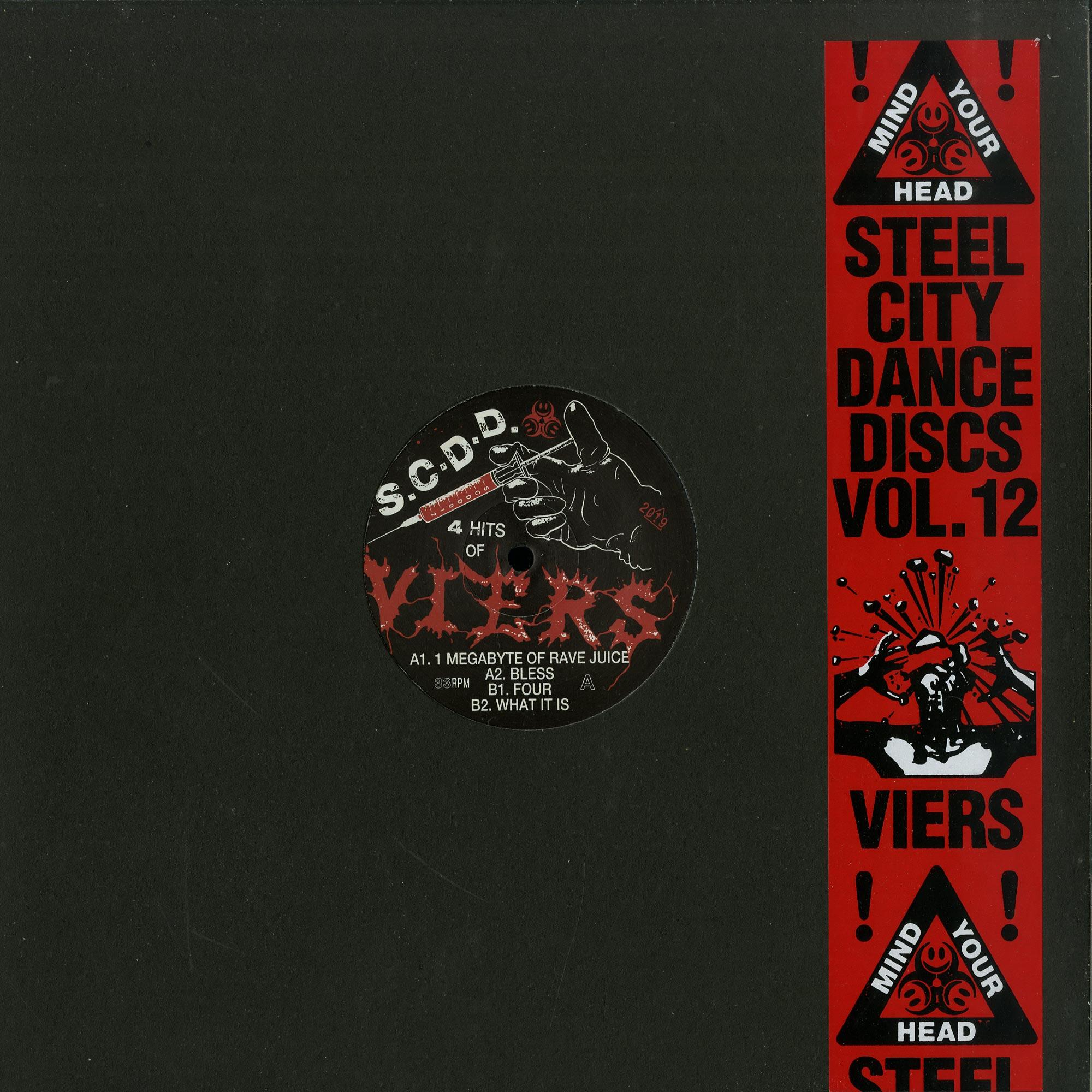 Viers - STEEL CITY DANCE DISCS VOLUME 12