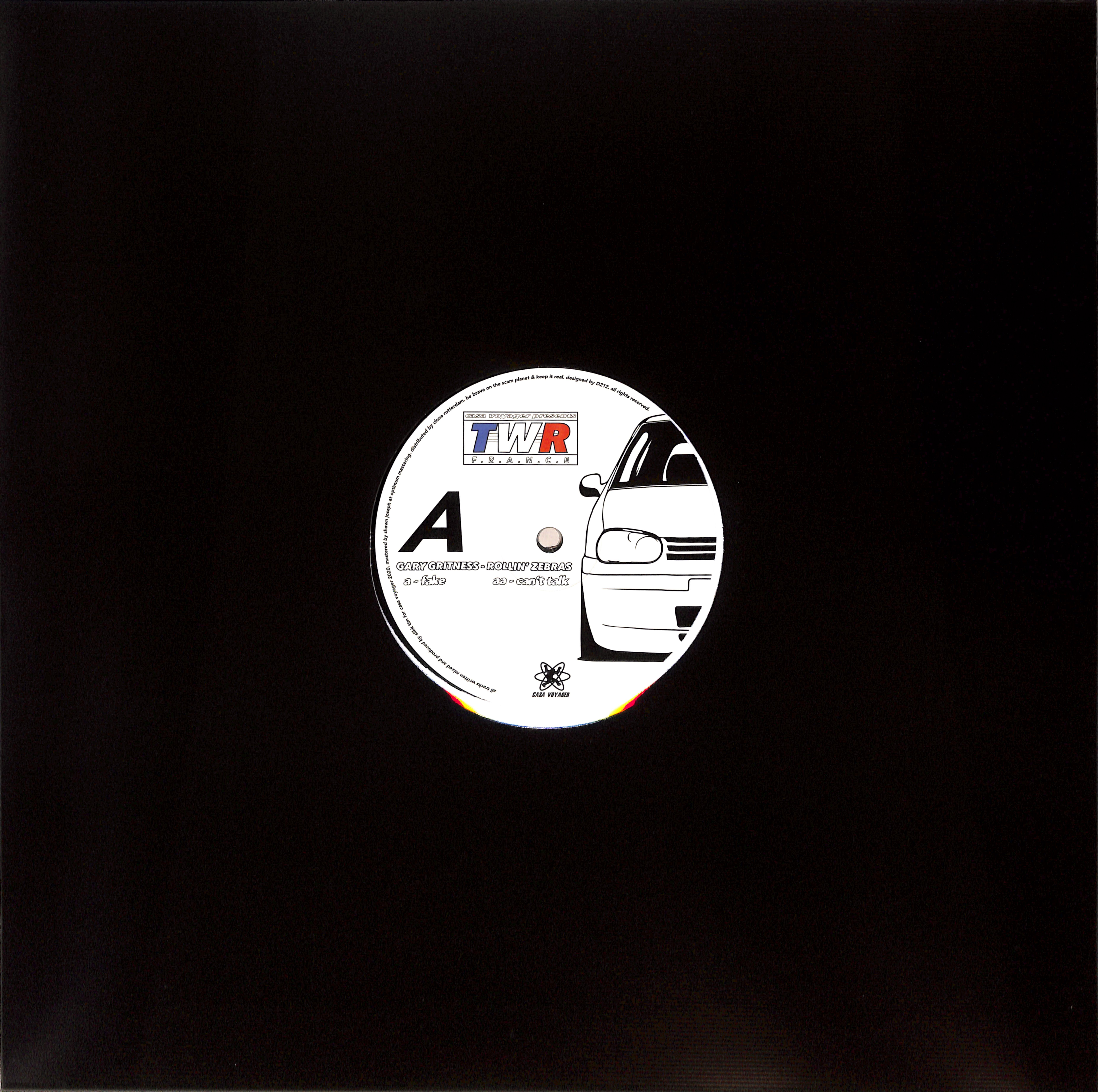 Gary Gritness - ROLLIN ZEBRAS