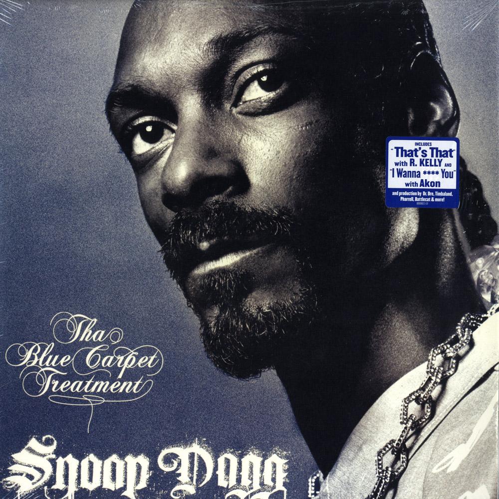 Snoop Dogg - BLUE CARPET TREATMENT