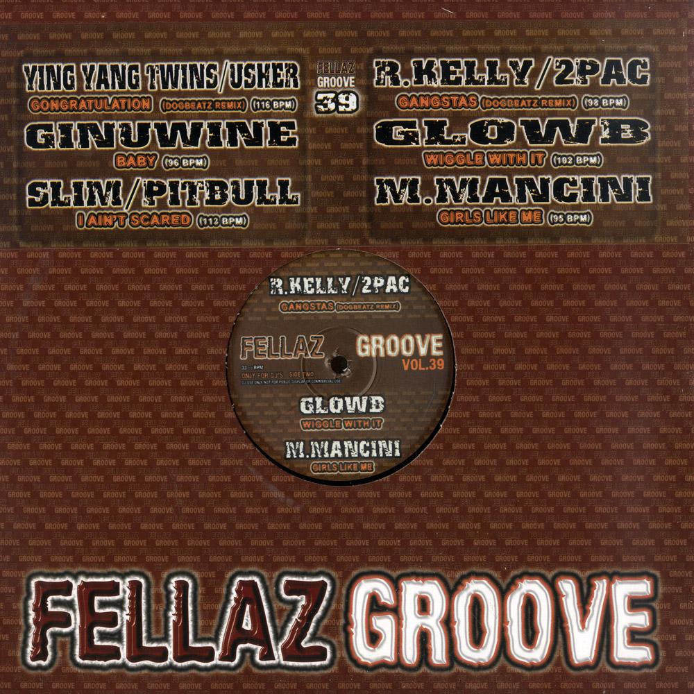 Various Artists - FELLAZ GROOVE VOL.39