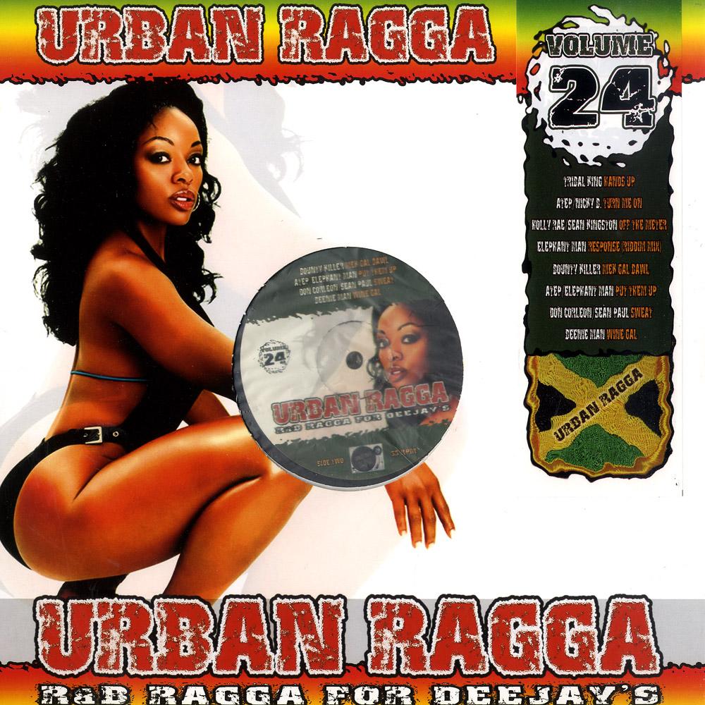 Various Artists - URBAN RAGGA VOL. 24