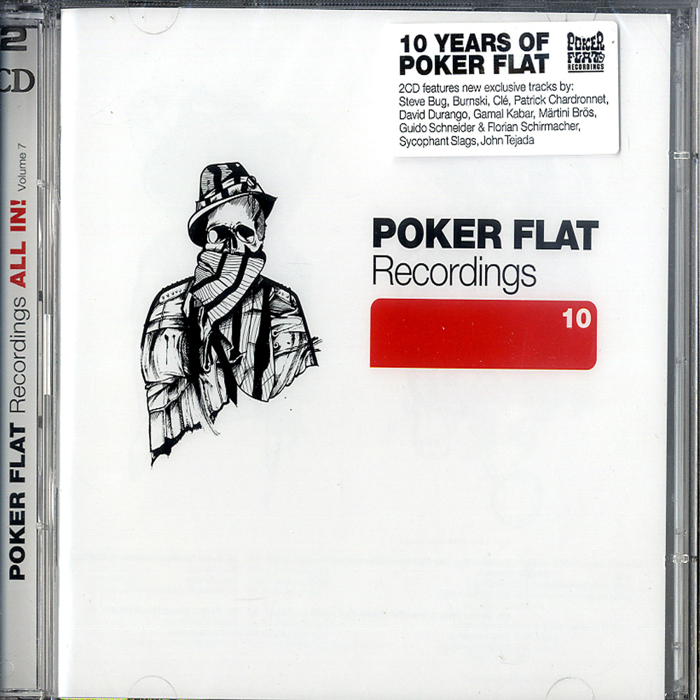 10 Years Poker Flat - ALL IN - THE 2 CD ALBUM