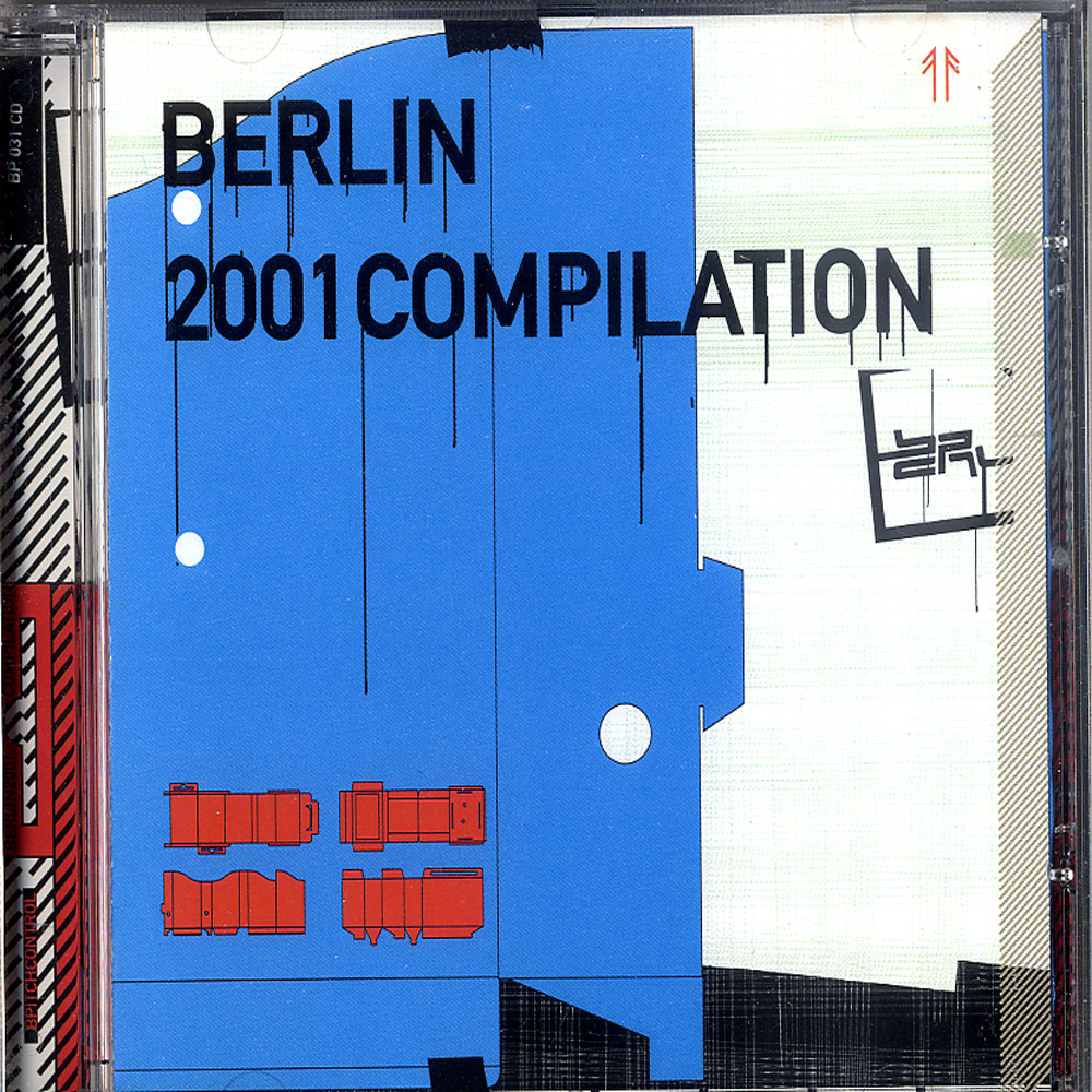Various Artists - BERLIN 2001 COMPILATION