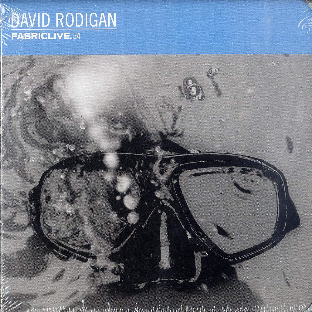 David Rodigan - FABRIC LIVE 54