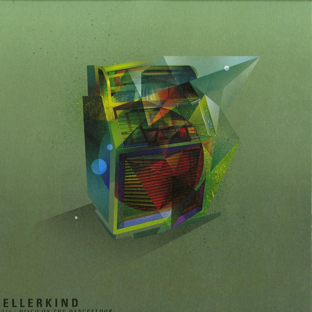 Kellerkind - DISCO ON THE DANCEFLOOR