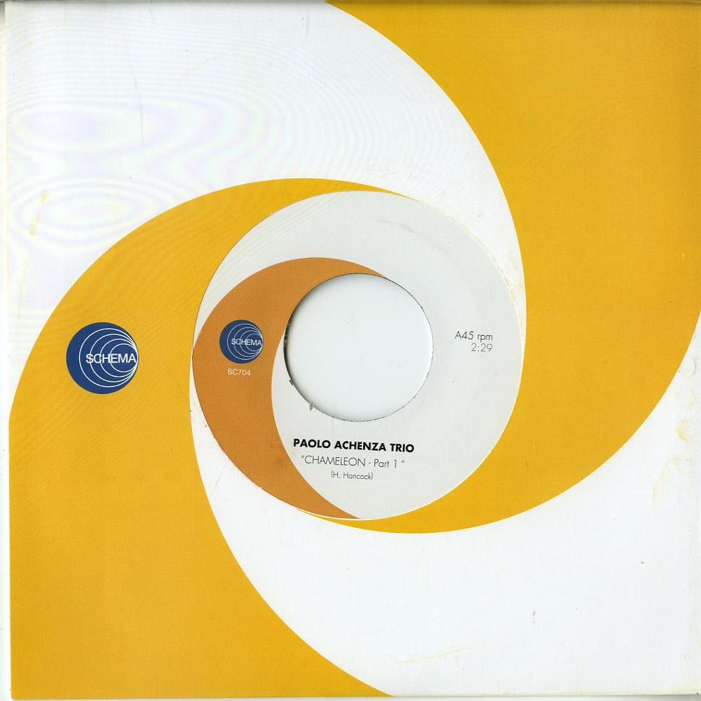 Paolo Achenza Trio - CHAMELEON PT.1 & 2