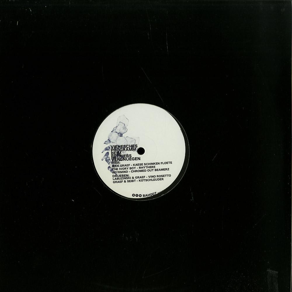 Various Artists - BOX AUS HOLZ EP 7