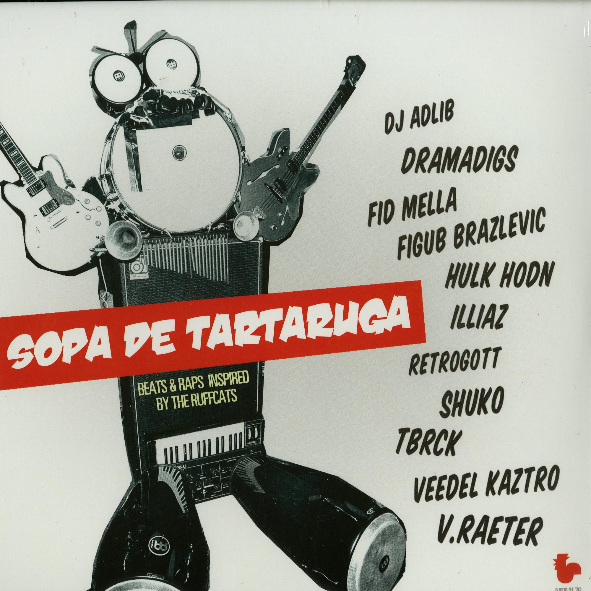 Various - SOPA DE TARTARUGA