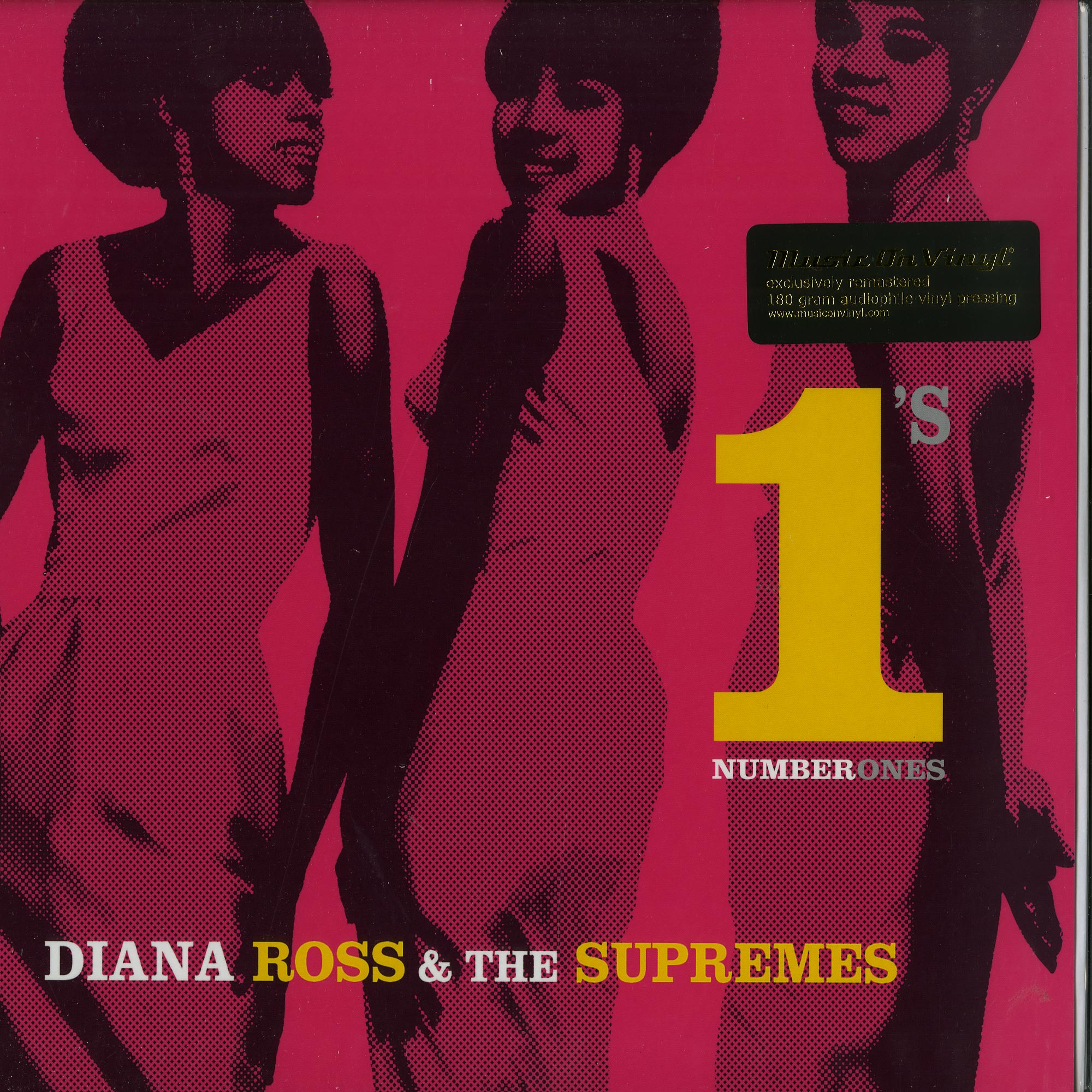 Diana Ross & The Supremes - NO. 1 S