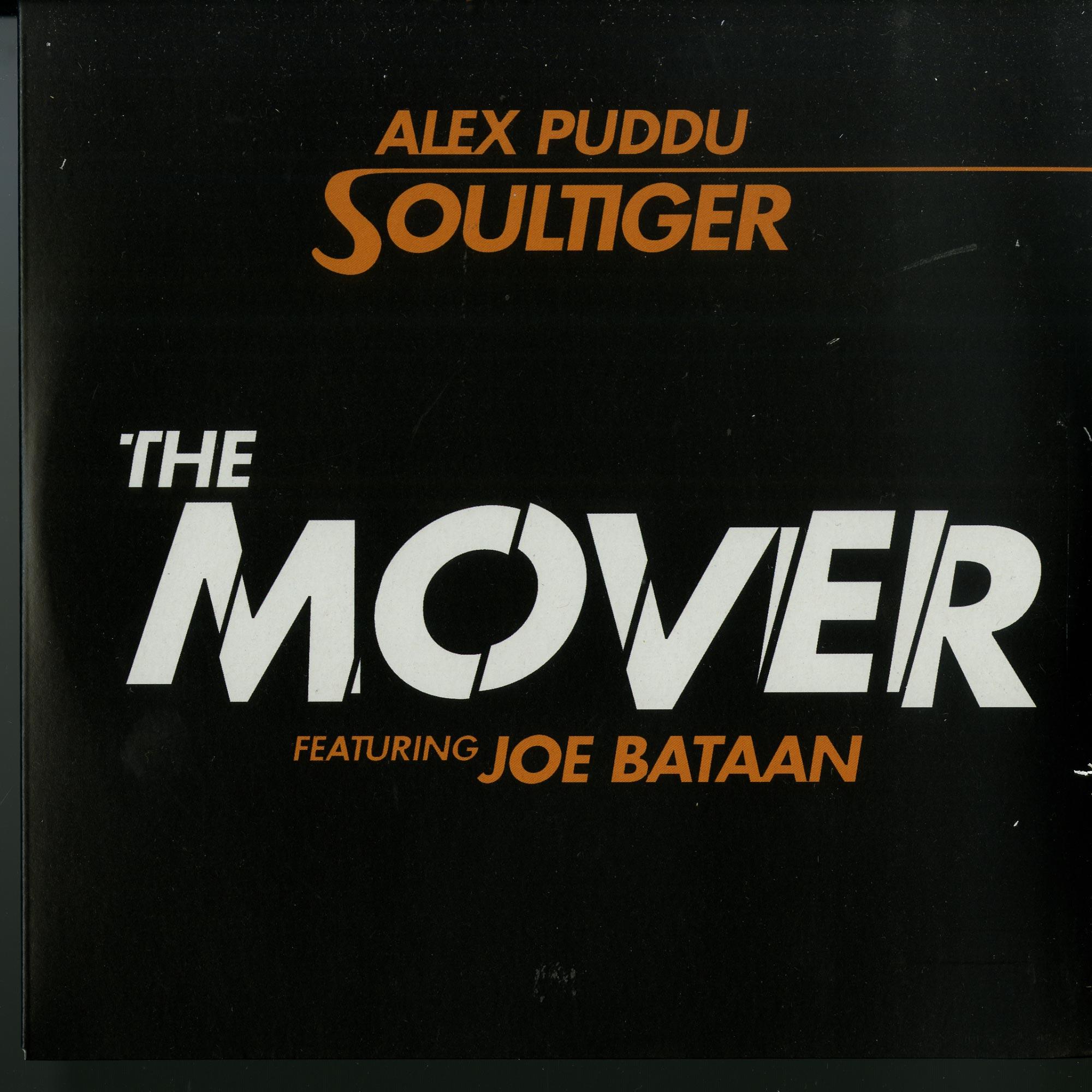 Alex Puddu Soultiger  - THE MOVER / SOULTIGER