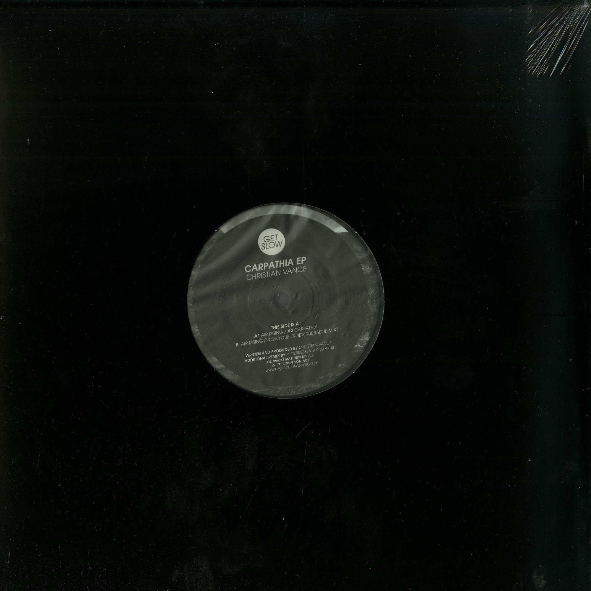Christian Vance - CARPATHIA EP