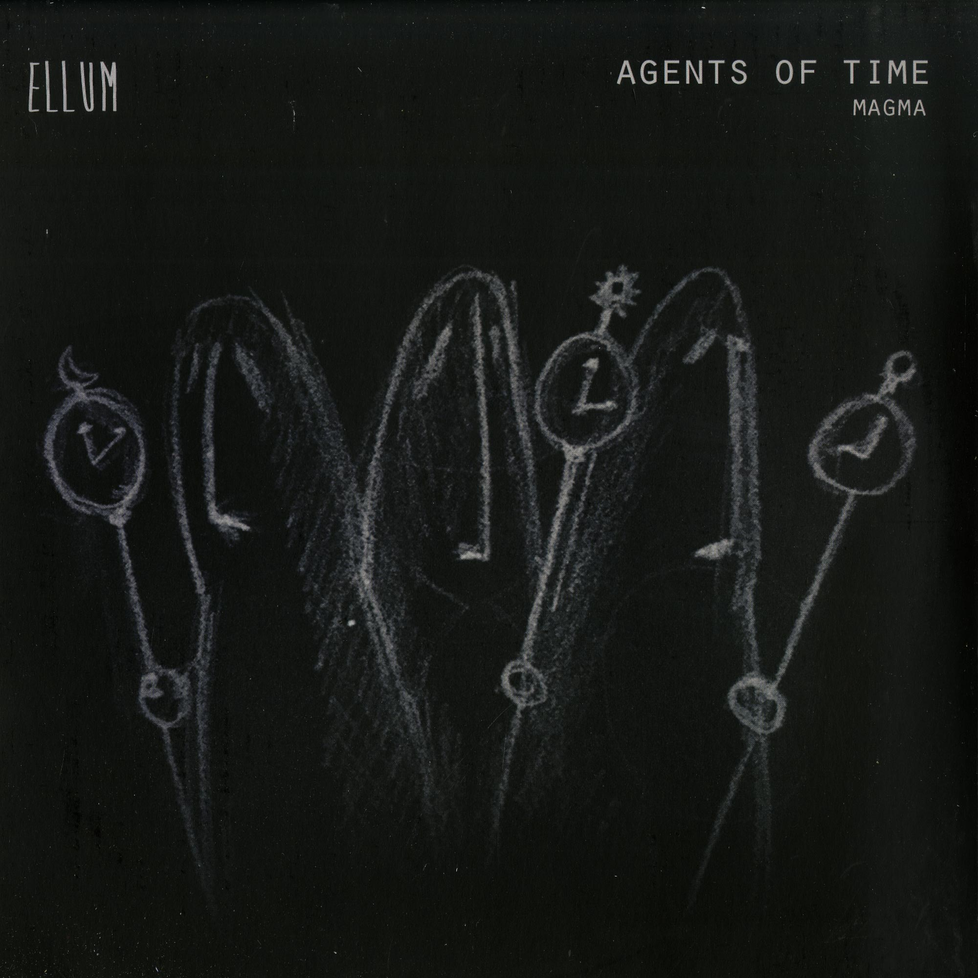 Agents Of Time - MAGMA / OBSIDIAN