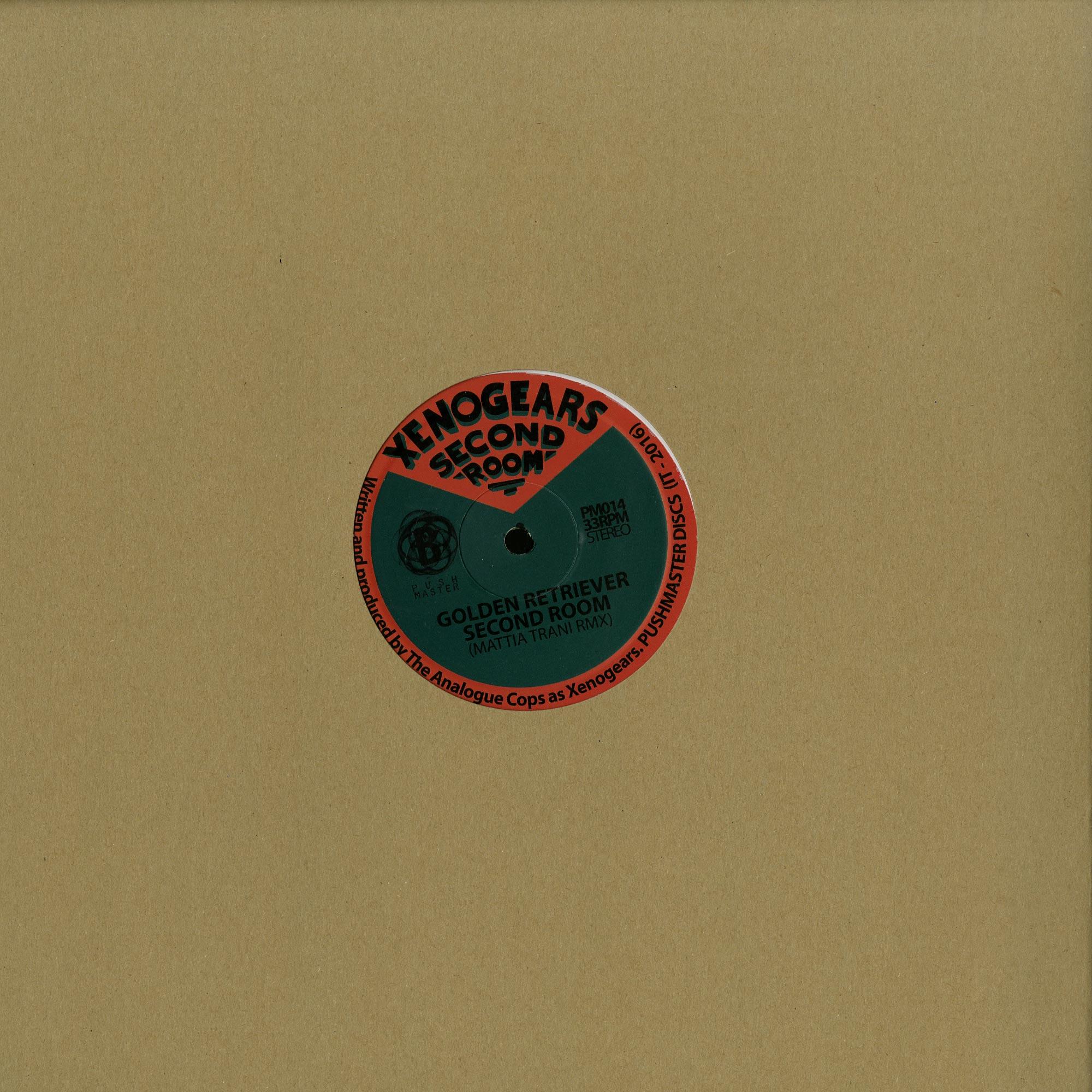 Xenogears - SECOND ROOM EP