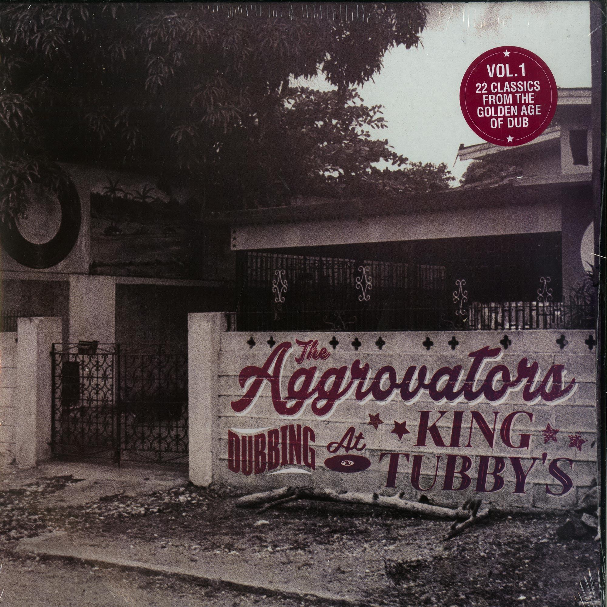 Aggrovators - DUBBING AT KING TUBBYS VOL. 1