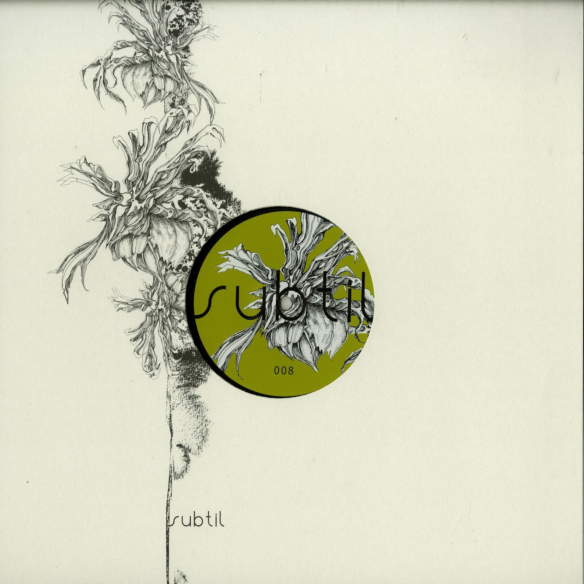 Cosmjn - VIBR8 EP