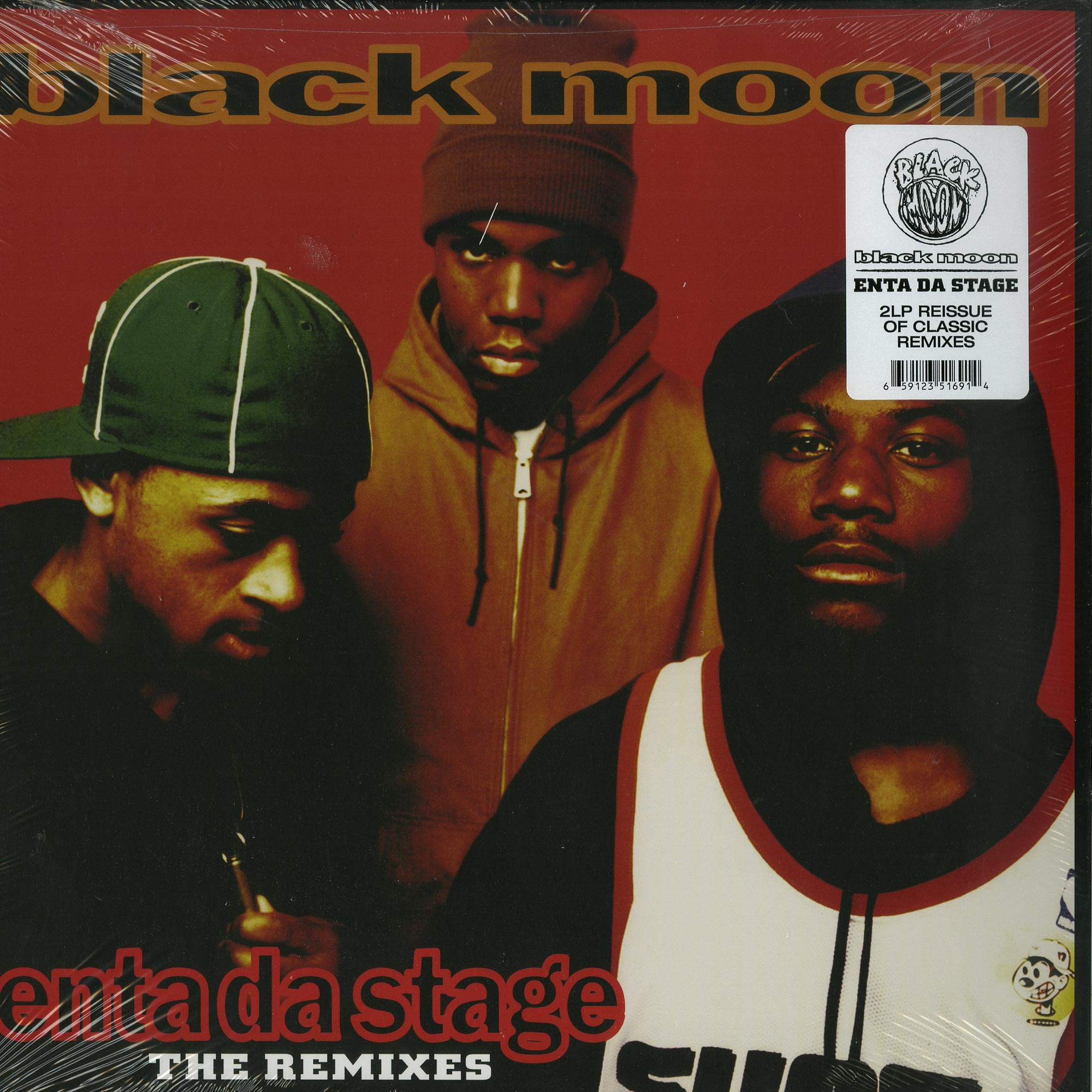 Black Moon - ENTA DA STAGE - THE REMIXES