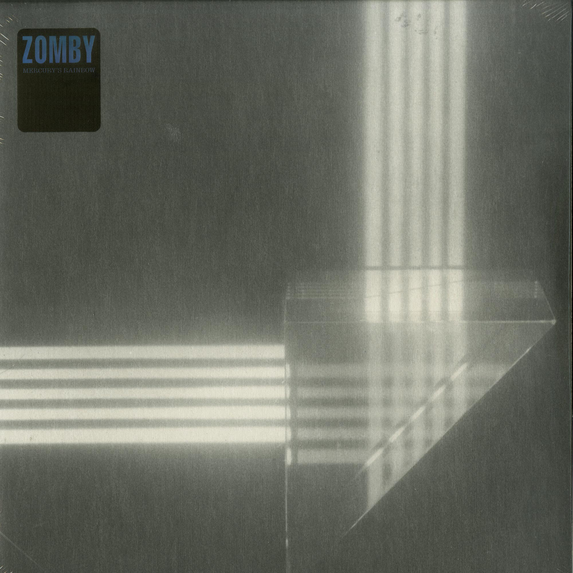 Zomby - Mercurys Rainbow