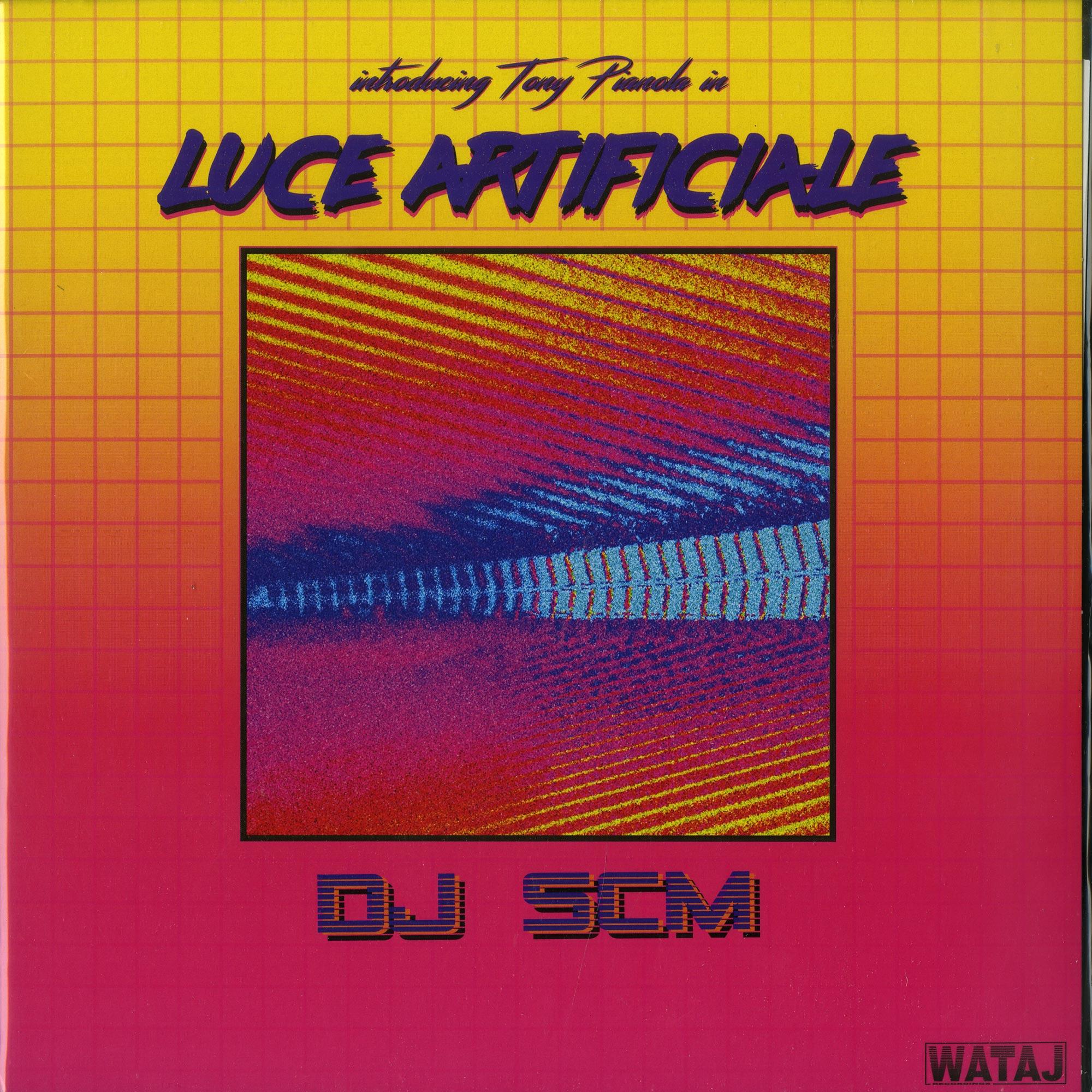 DJ SCM - INTRODUCING TONY PIANOLA IN LUCE ARTIFICIALE