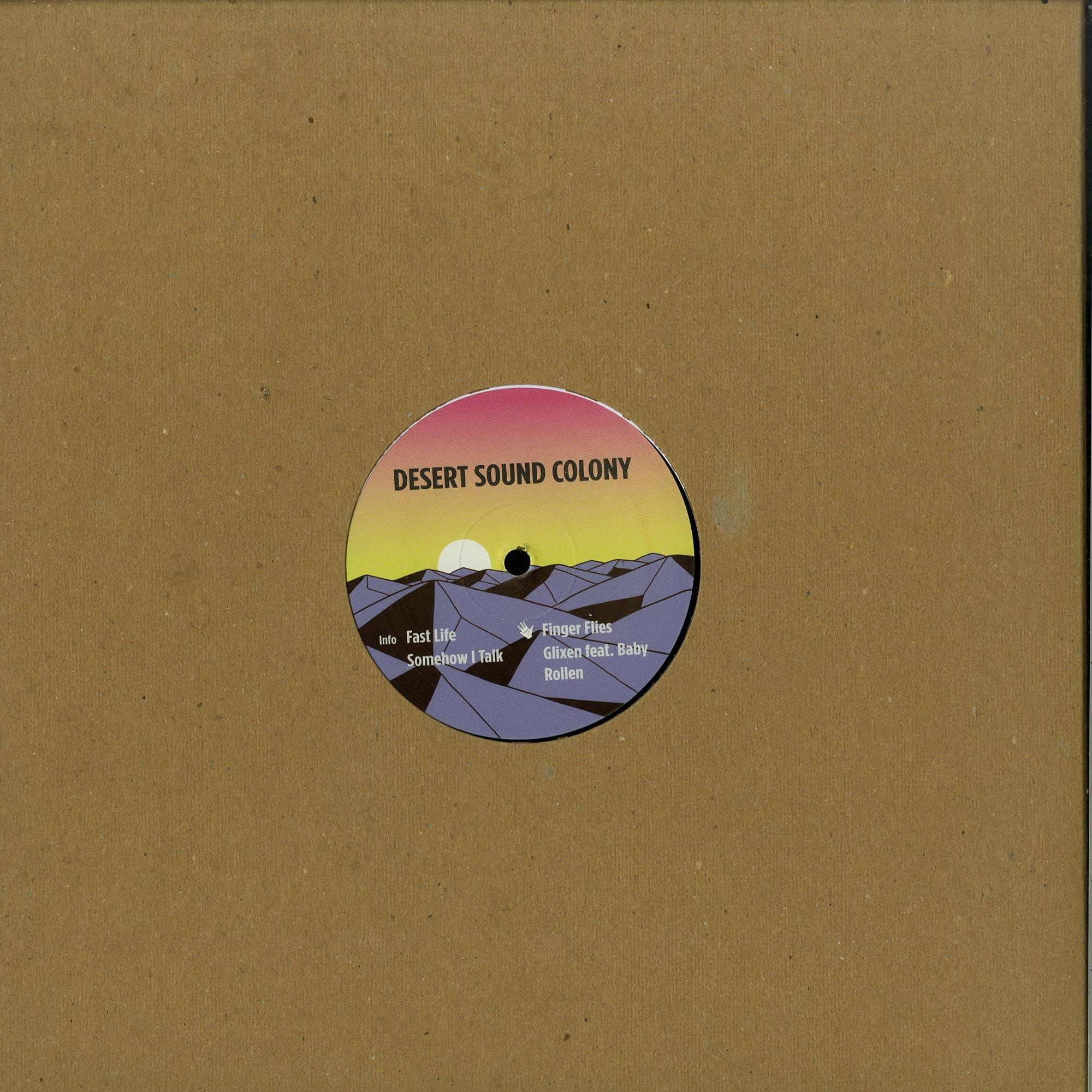 Desert Sound Colony - FAST LIFE EP
