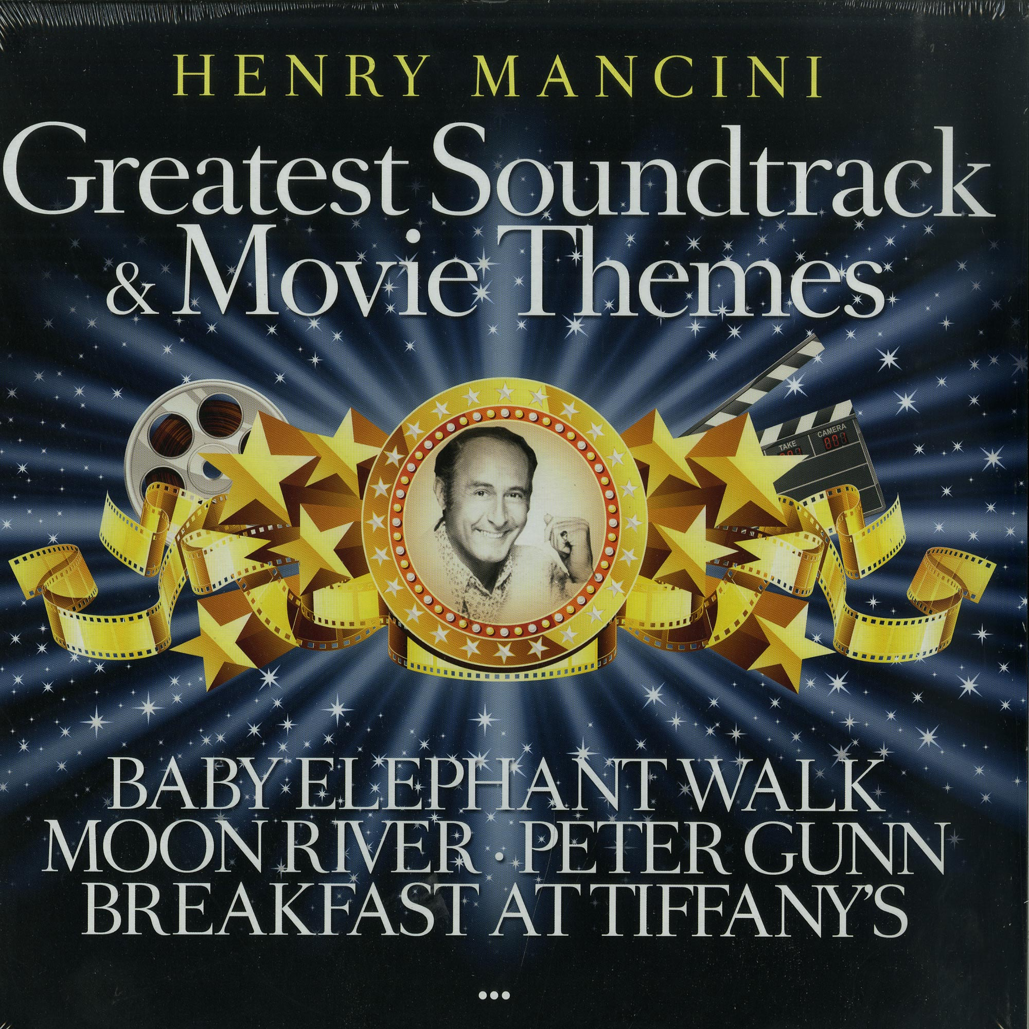 Henry Mancini - GREATEST SOUNDTRACKS & MOVIE THEMES