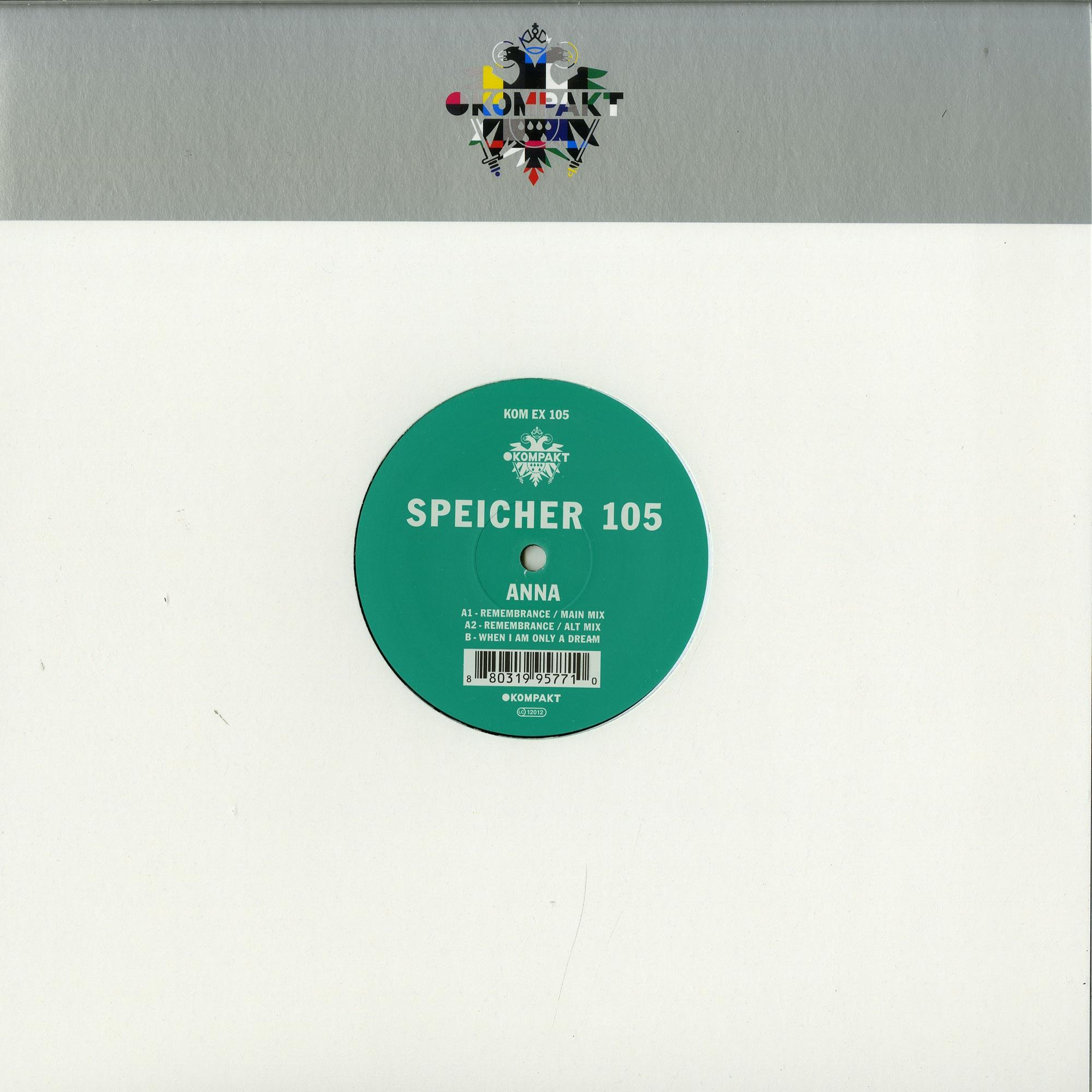 ANNA - SPEICHER 105