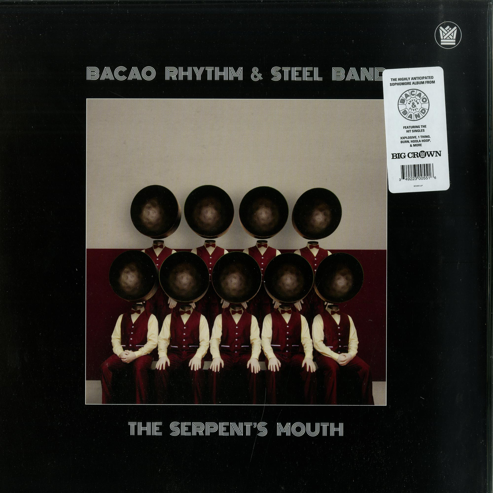 Bacao Rhythm & Steel Band - THE SERPENTS MOUTH