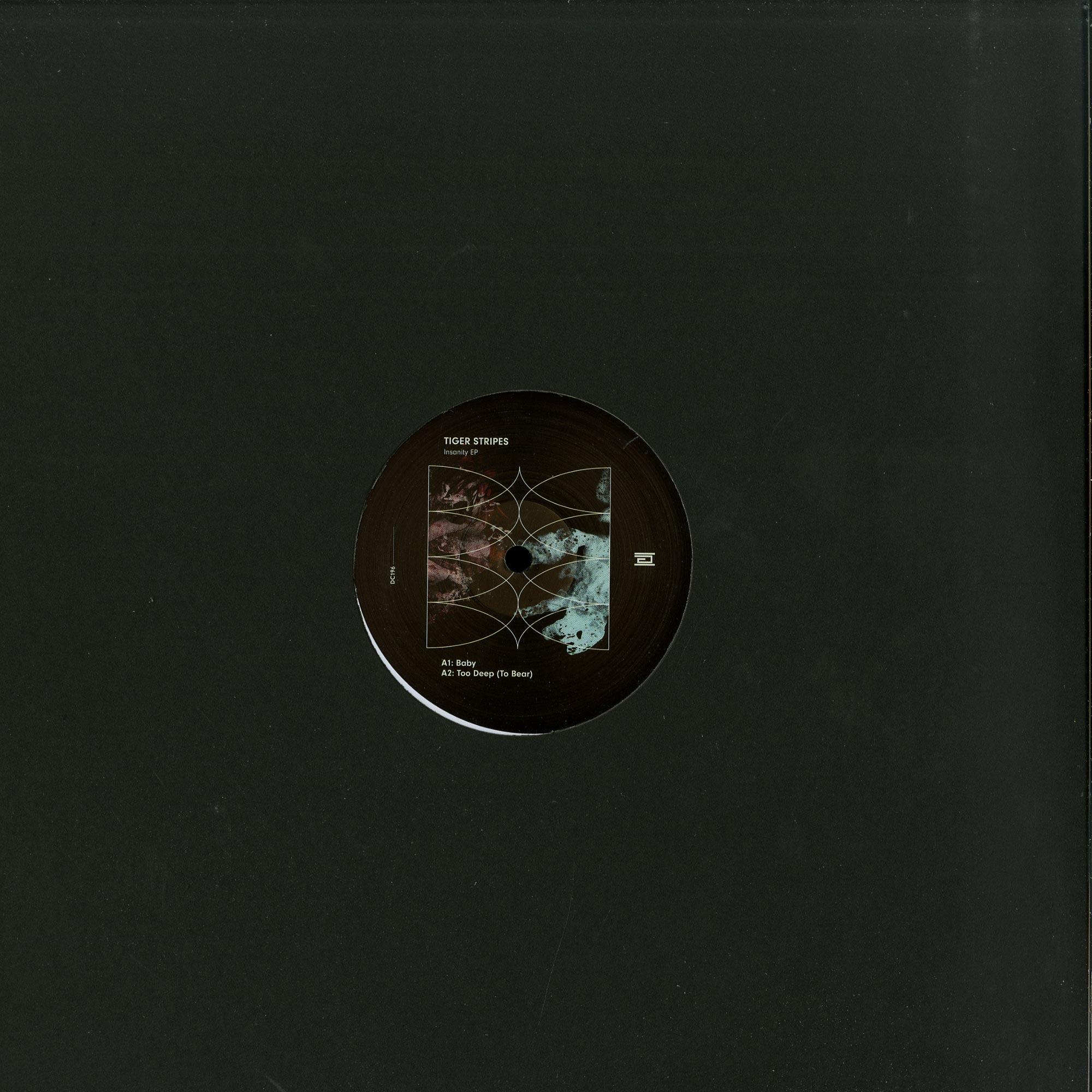 Tiger Stripes - INSANITY EP