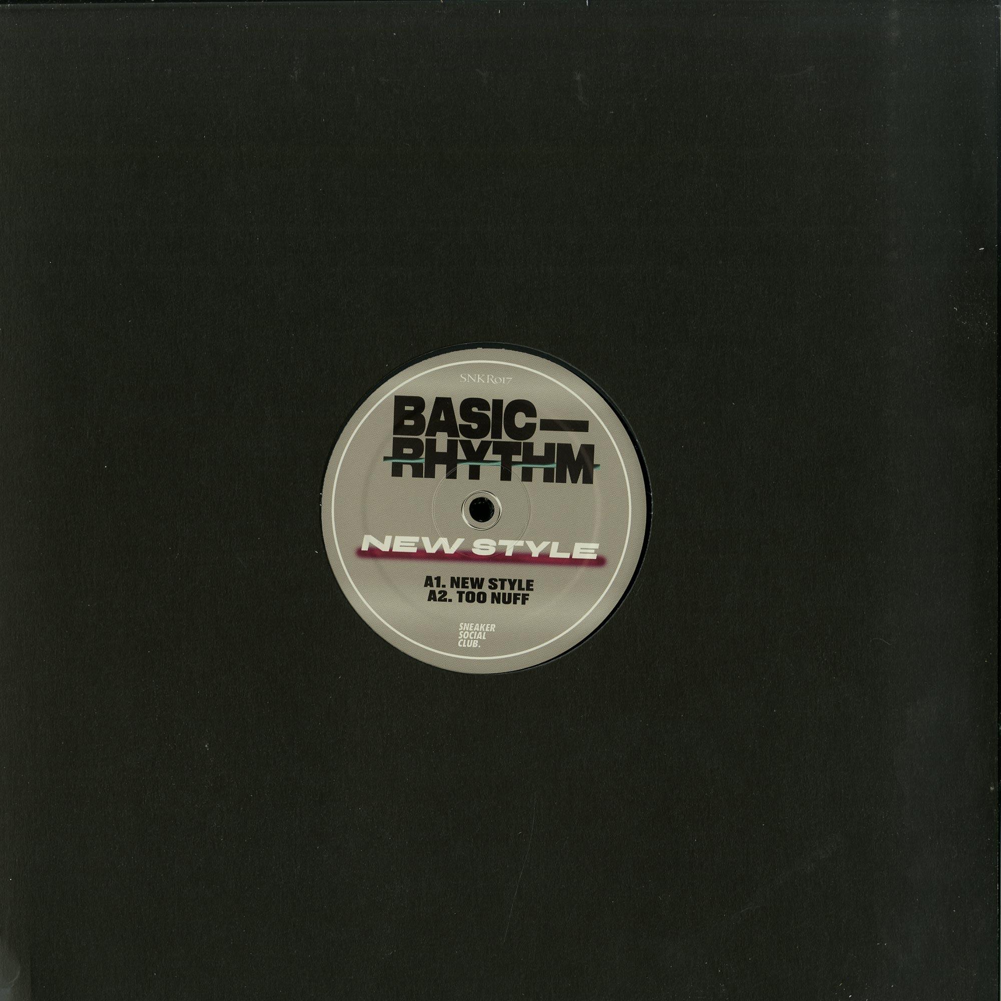 Basic Rhythm - NEW STYLE EP