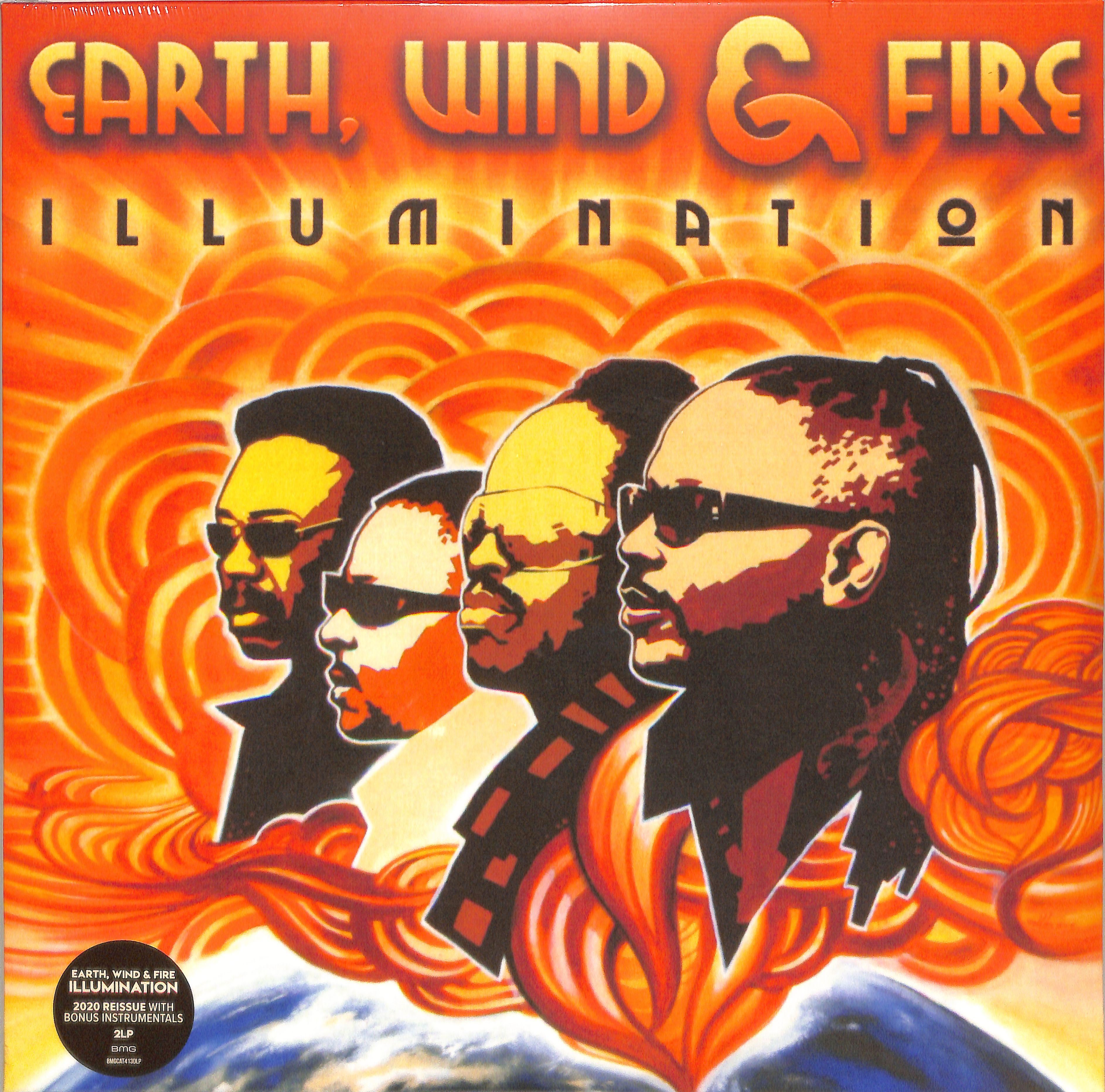 Earth Wind & Fire  - ILLUMINATION