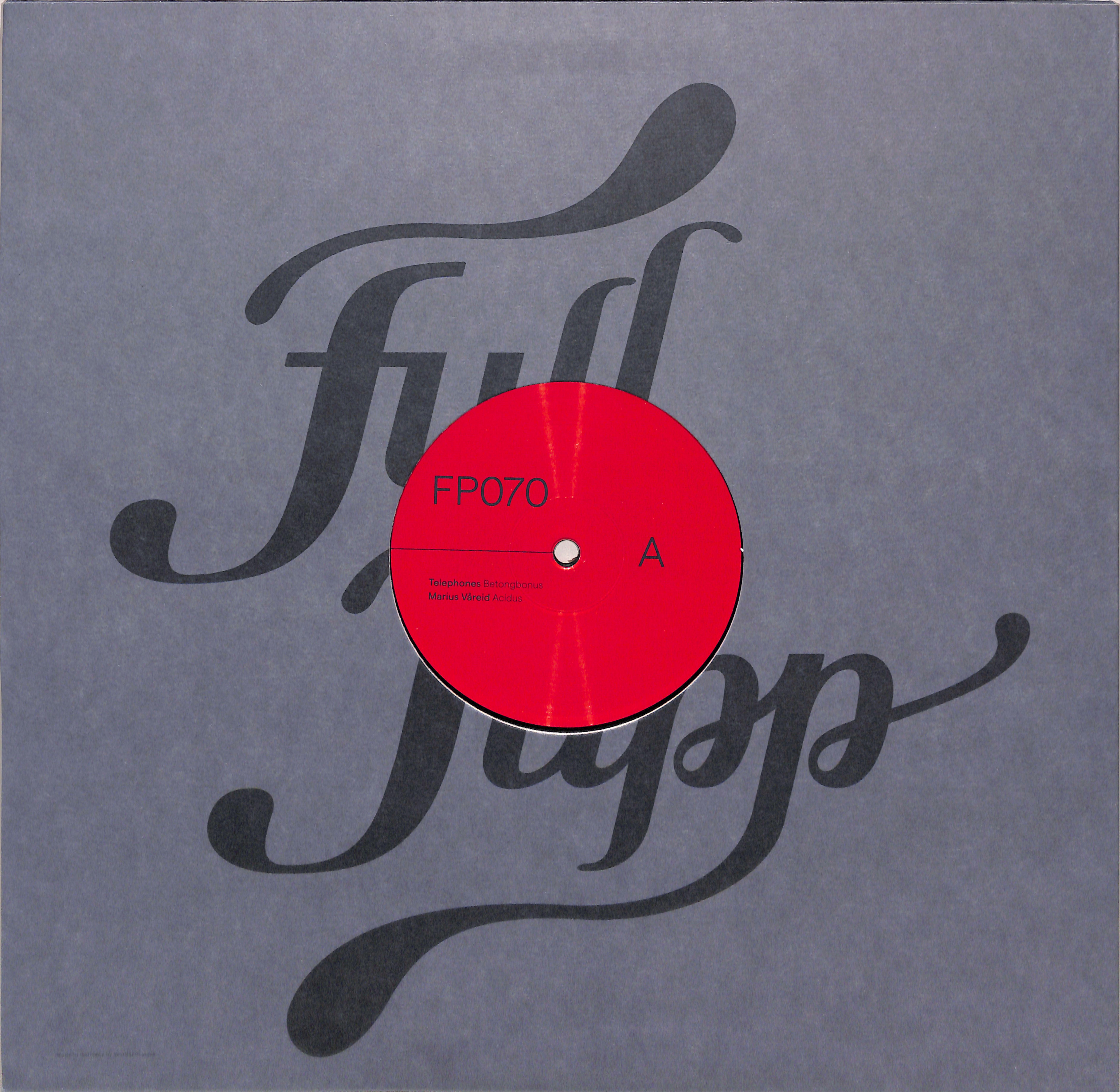 Telephones, Marius Vareid, Christian Engh - FULL PUPP 15 YEARS PART 2 - EP