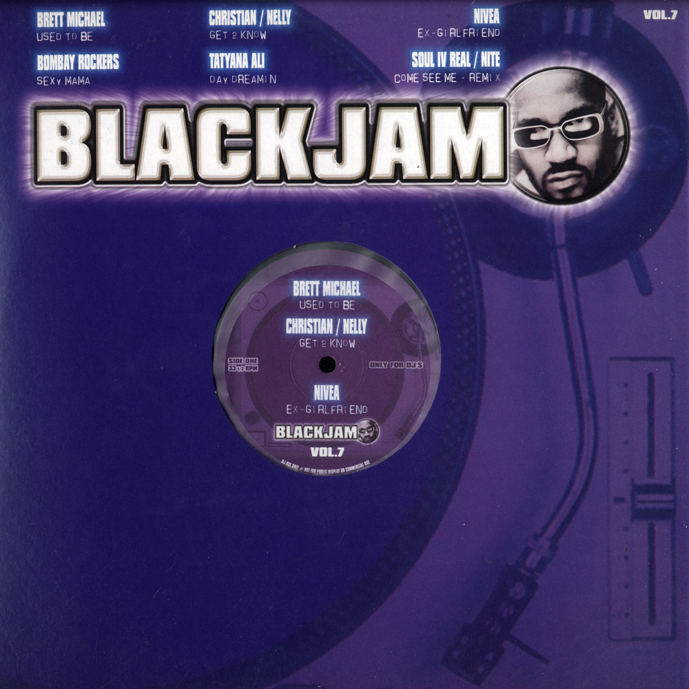 Various Artists - BLACKJAM VOL.7