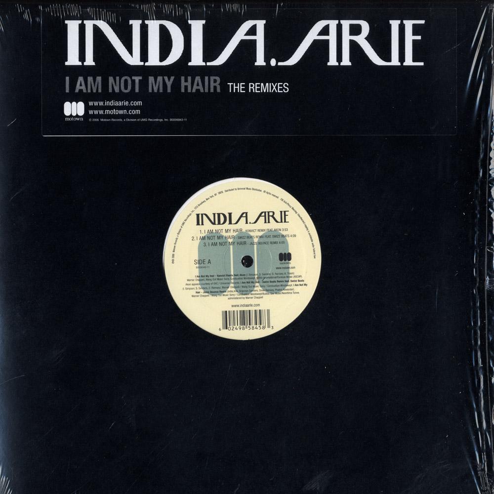 India Arie - I AM NOT MY HAIR REMIXES