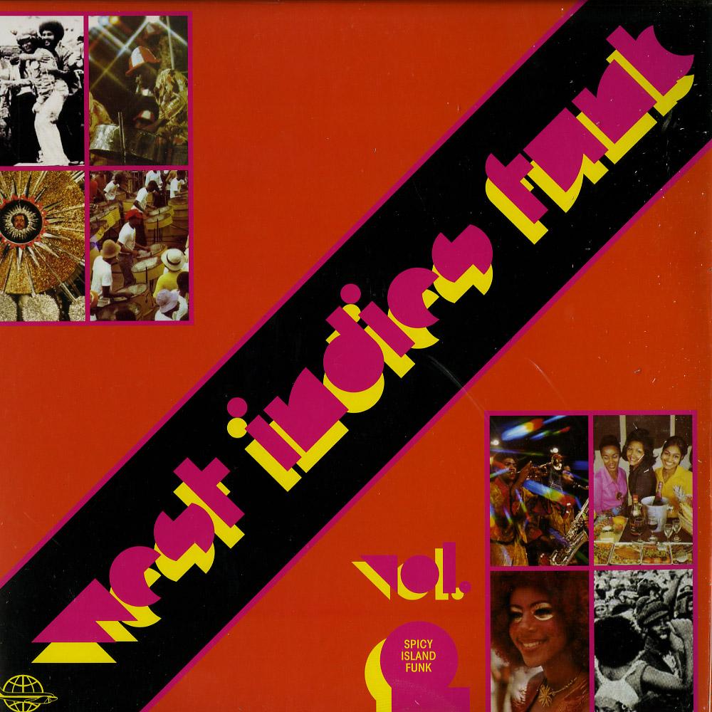 Various Artists - WEST INDIES FUNK VOL. 2