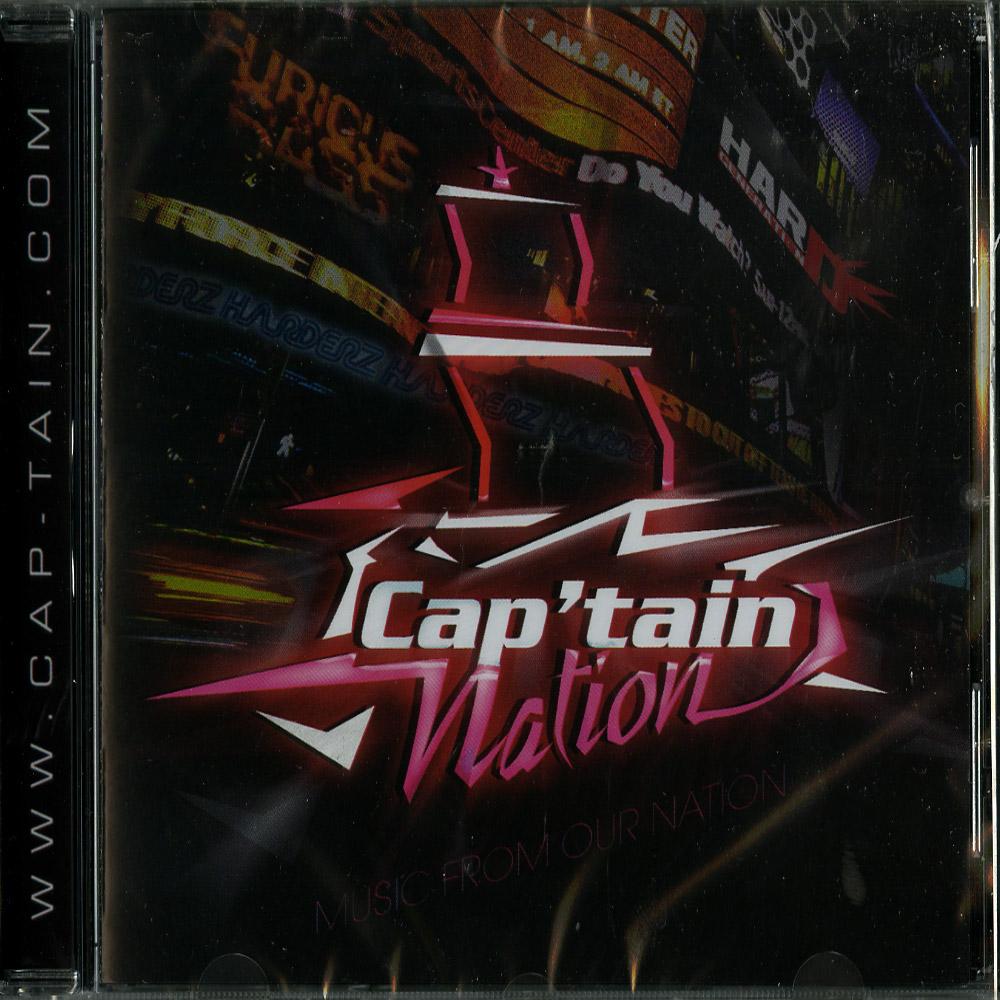 Various Artist - CAP TAIN NATION