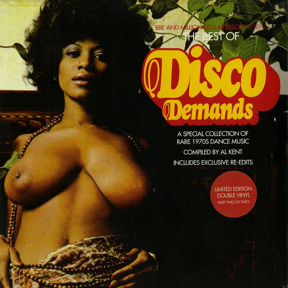 Various Artists - THE BEST OF DISCO DEMANDS