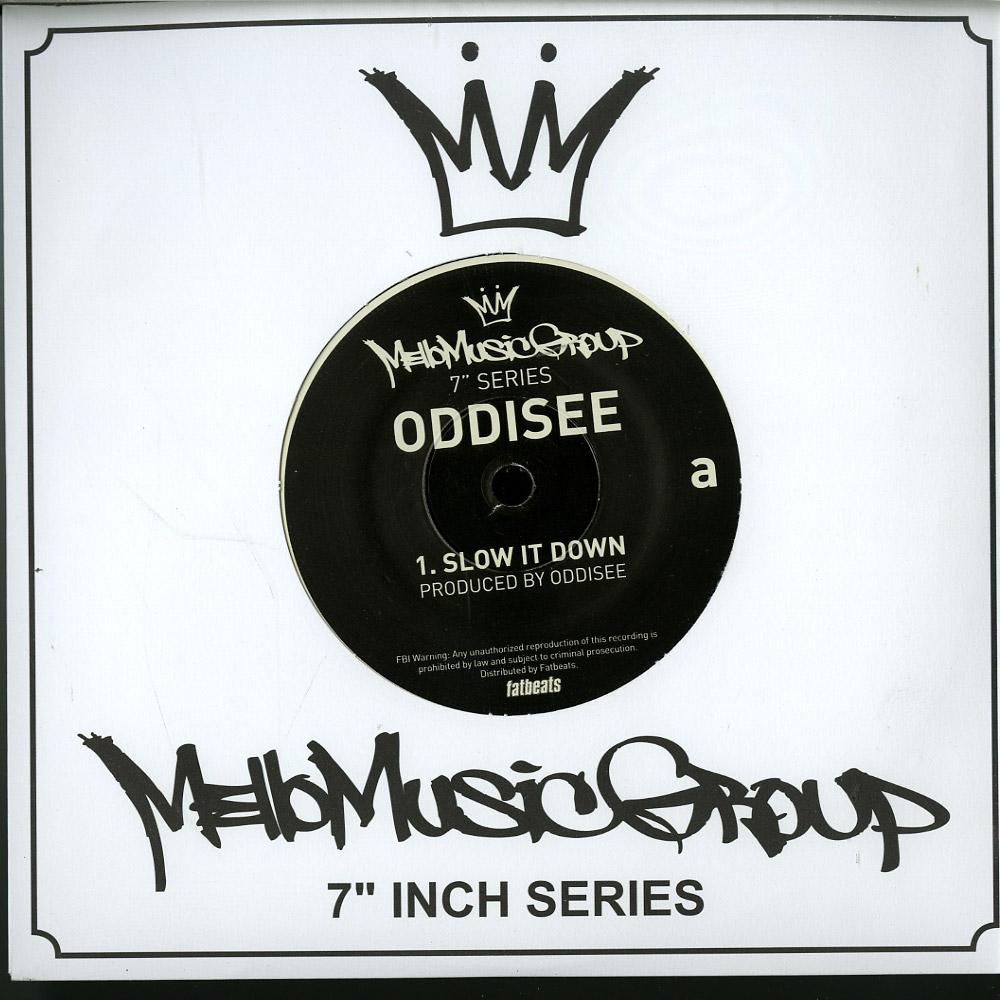 Oddisee - SLOW IT DOWN