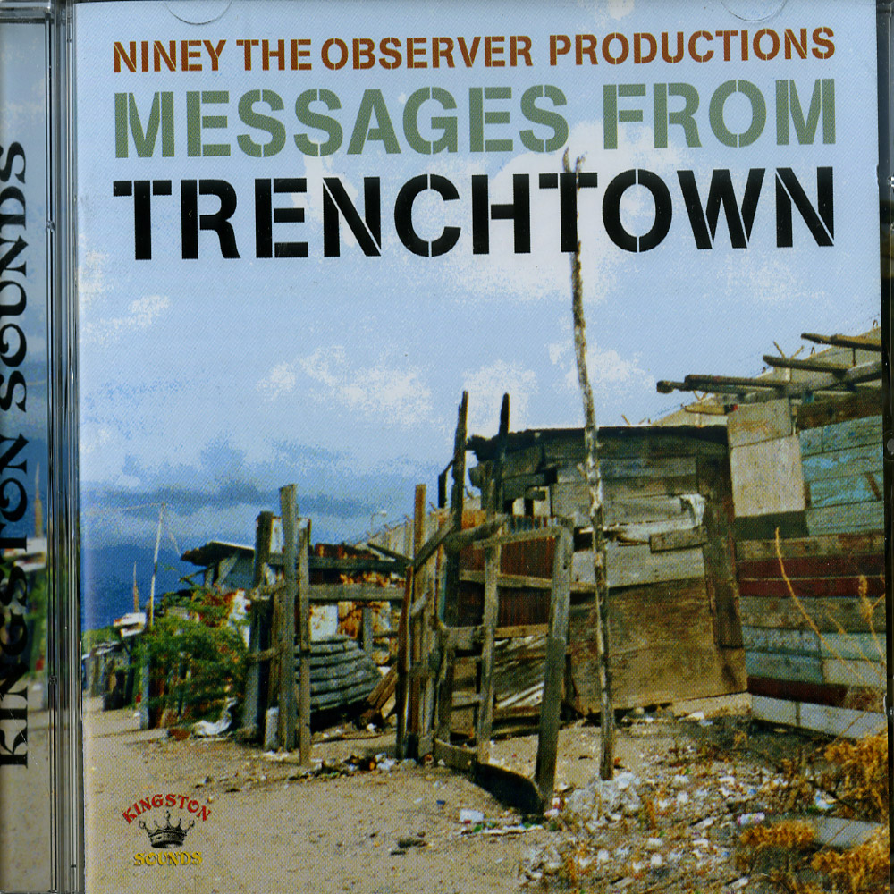Various Artists - NINEY THE OBSERVER PRODUCTIONS - MESSAGES FROM TRENCHTOWN