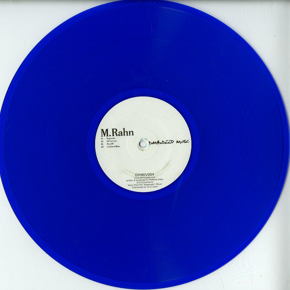 M. Rahn - THE REGENESIS EP