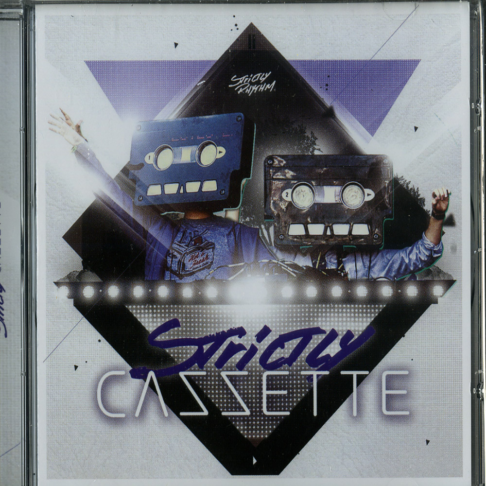Cassette - STRICTLY - MIXED