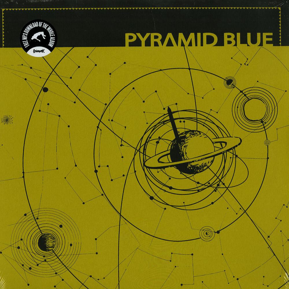 Pyramid Blue - PYRAMID BLUE