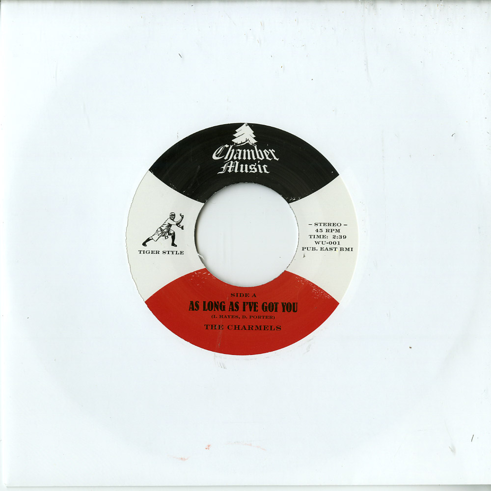 The Charmels / Wendy Rene - AS LONG AS I VE GOT YOU / AFTER LAUGHTER