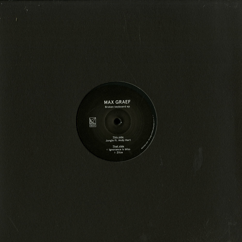 Max Graef - BROKEN KEYBOARD EP